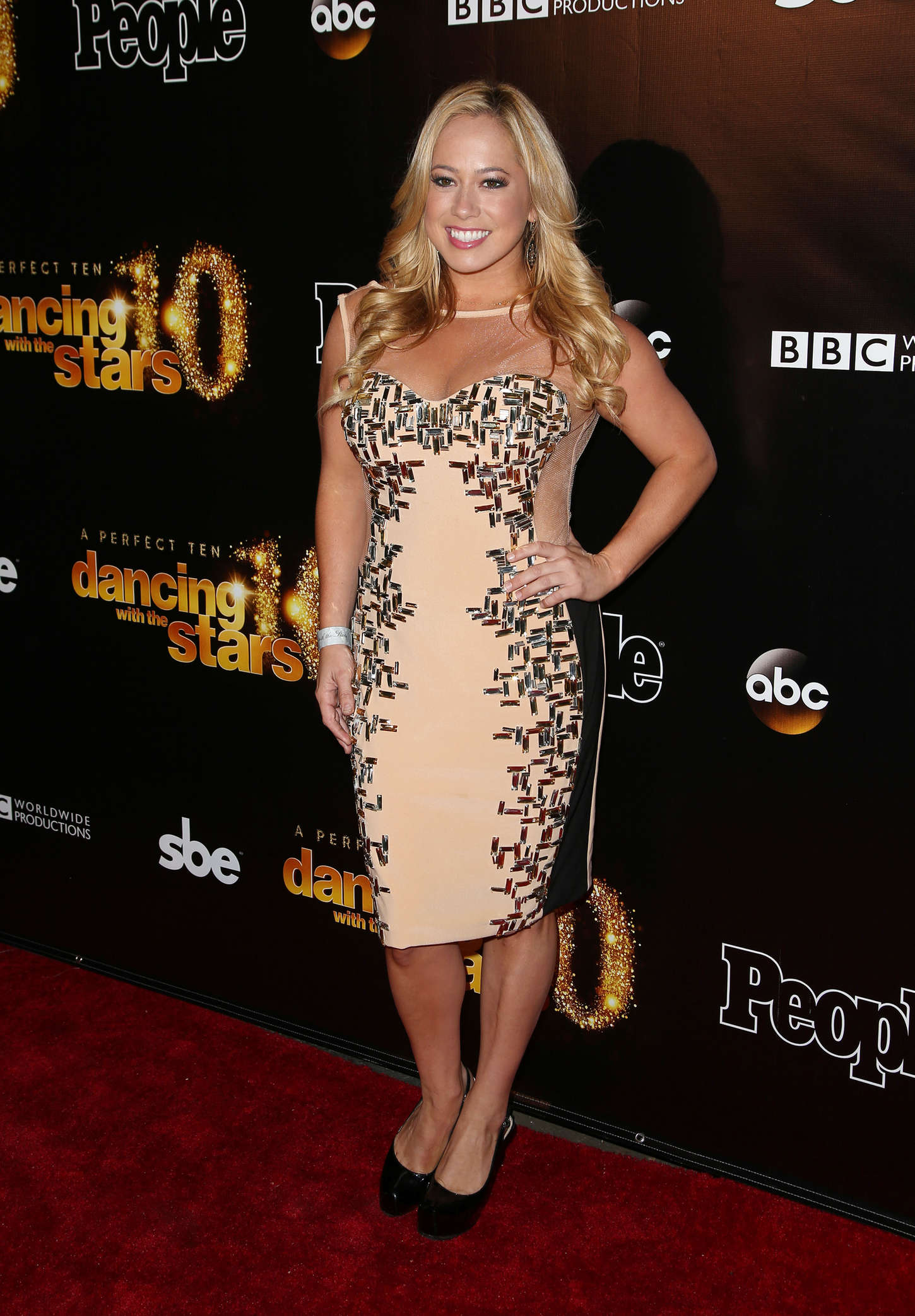 Sabrina Bryan Dancing With The Stars Anniversary Party in West Hollywood