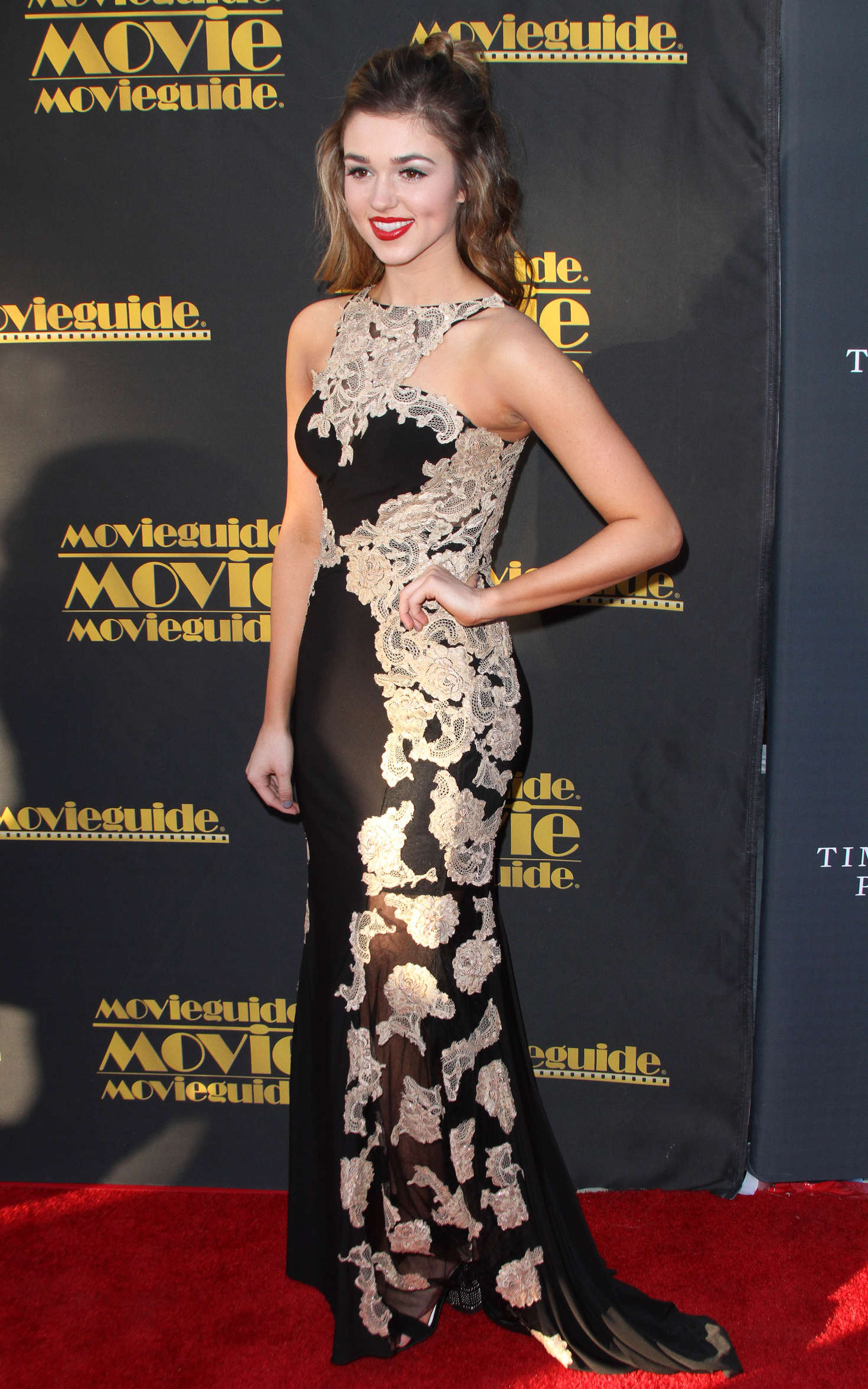 Sadie Robertson Annual MovieGuide Awards in Los Angeles