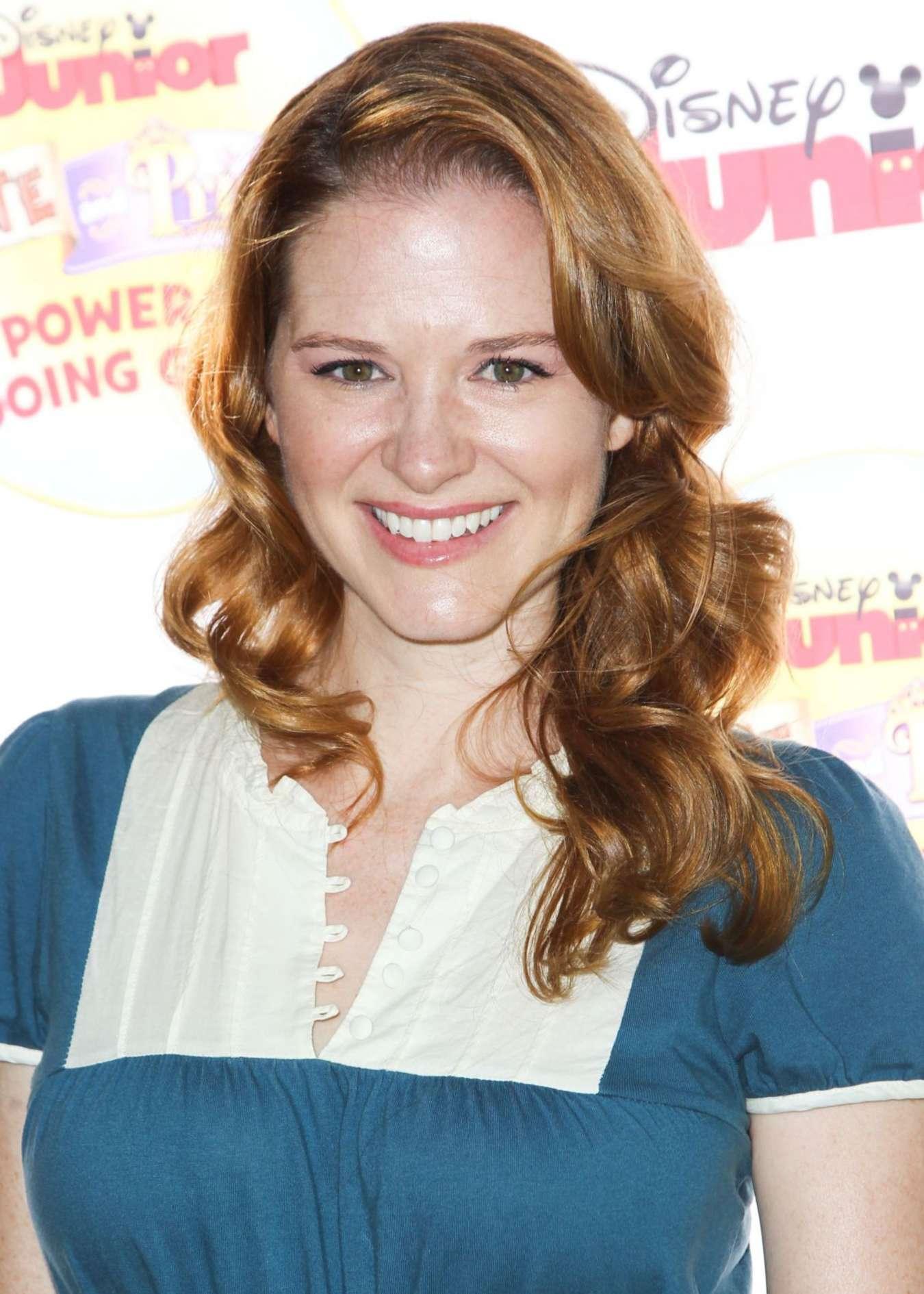 Sarah Drew Pirate and Princess Power of Doing Good Tour in Pasadena