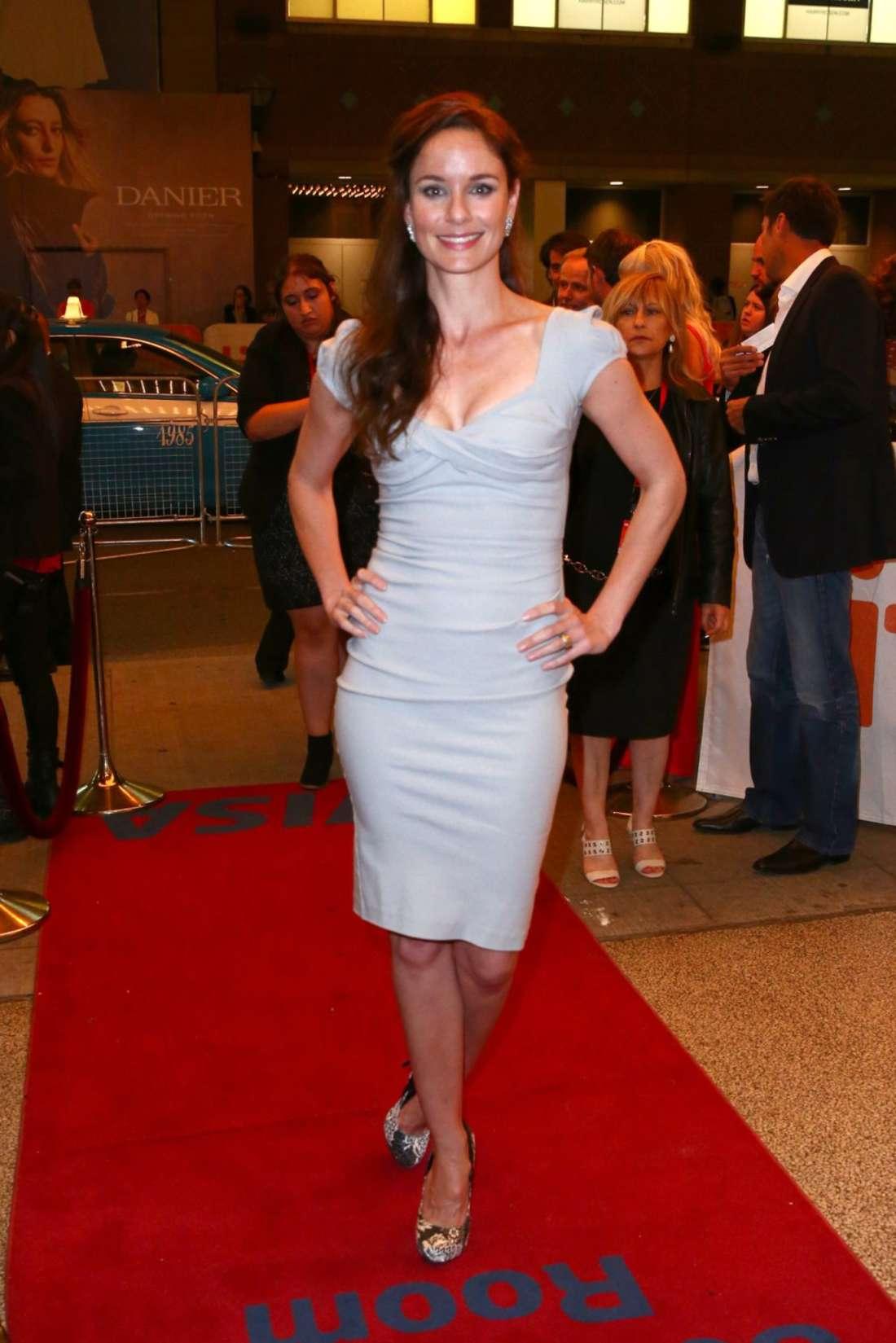 Sarah Wayne Callies The Keeping Room TIFF Premiere in Toronto