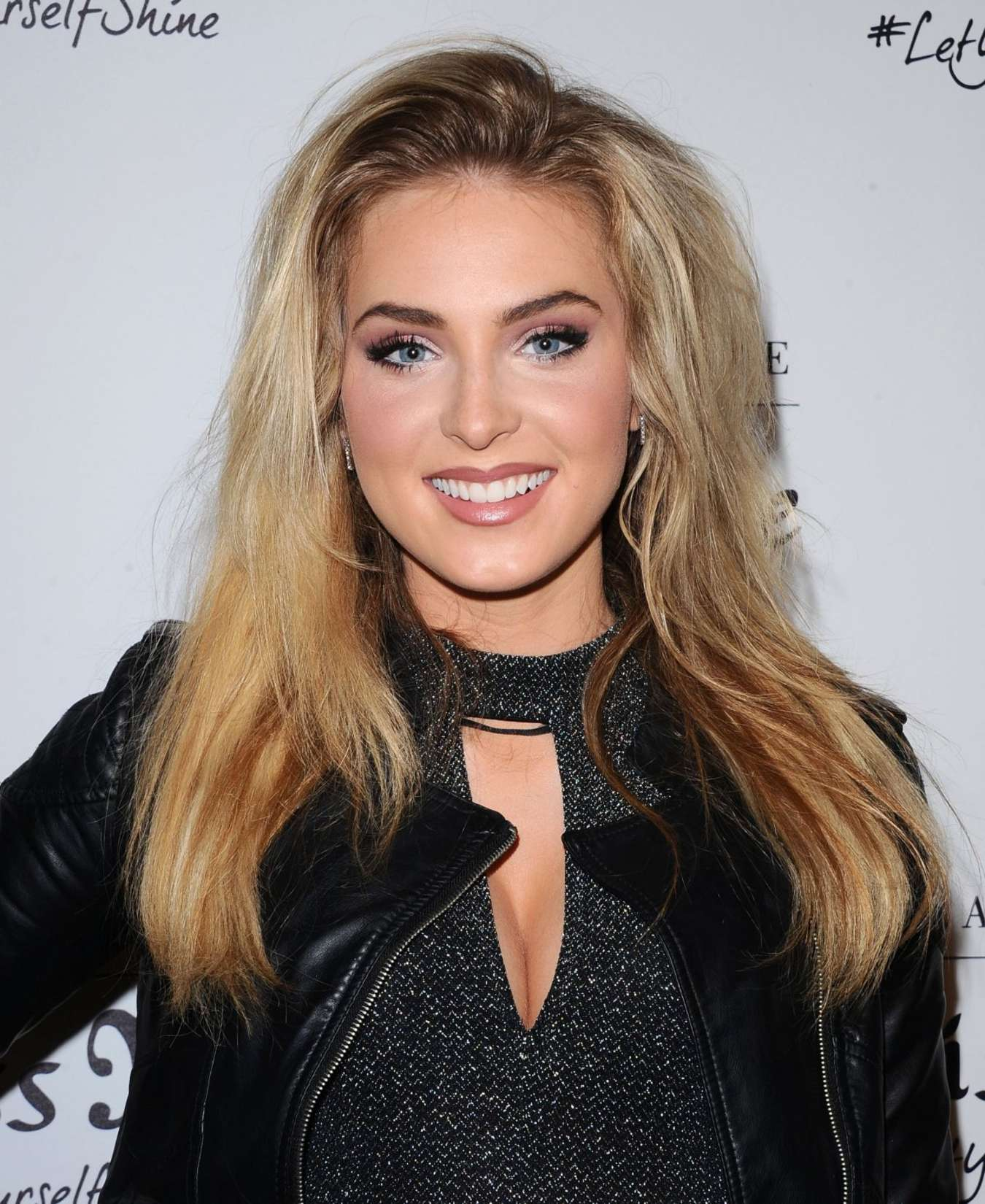 Saxon Sharbino Miss Me and Cosmopolitans Spring Campaign Launch Event in West Hollywood