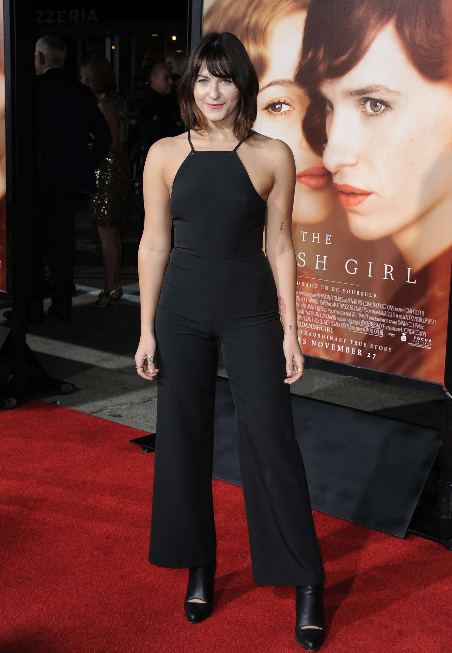 Scout Taylor Compton The Danish Girl Premiere in Los Angeles