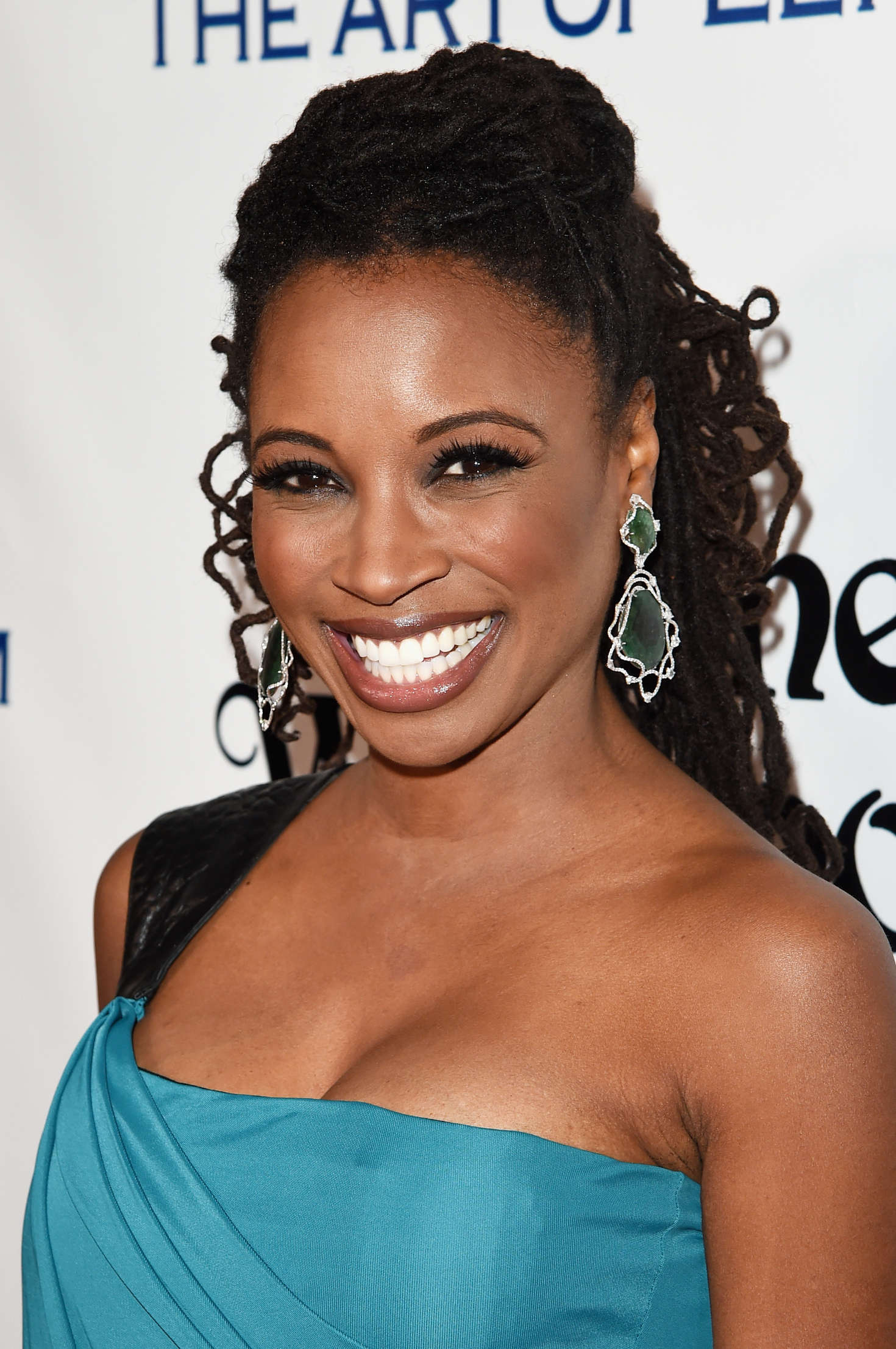 Shanola Hampton The Art of Elysium HEAVEN Gala in Culver City
