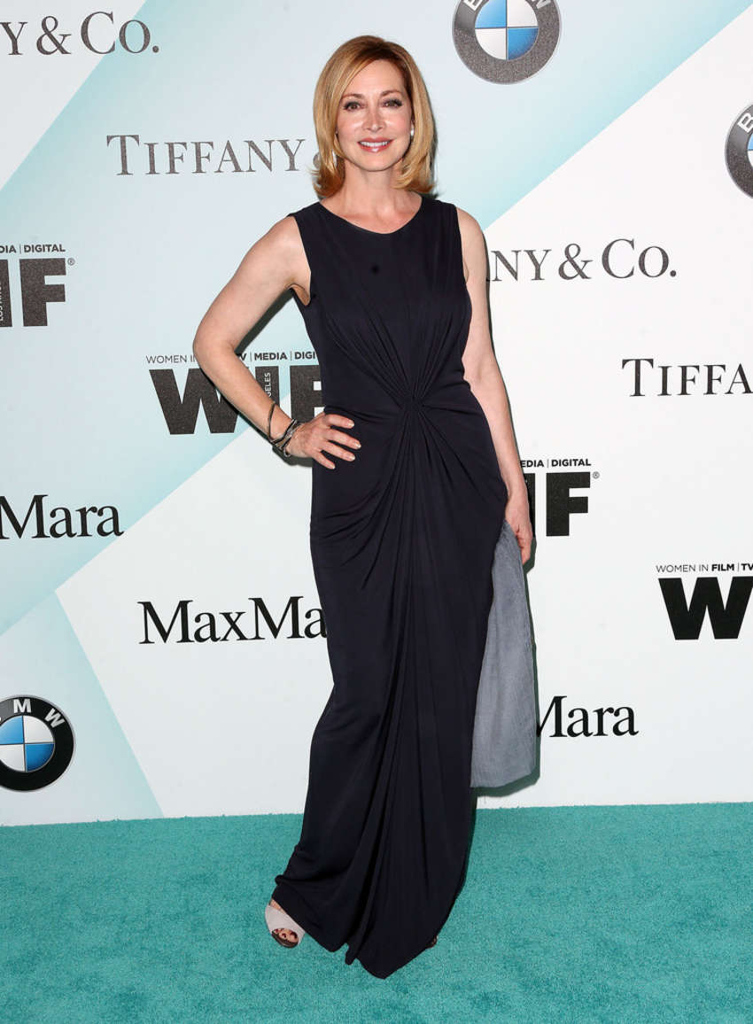 Sharon Lawrence Women In Film Crystal Lucy Awards in Century City