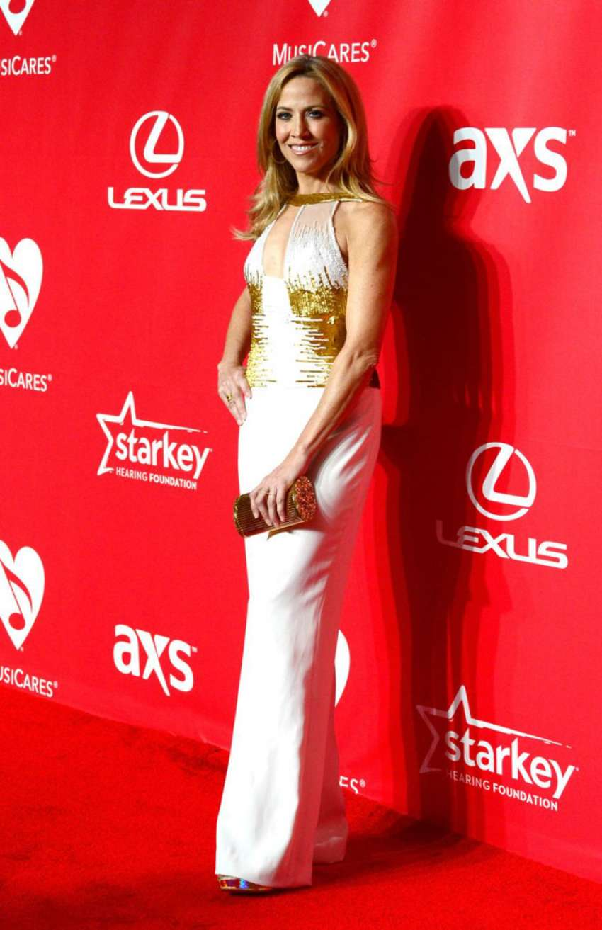 Sheryl Crow MusiCares Person Of The Year Gala Honoring Bob Dylan in Los Angeles