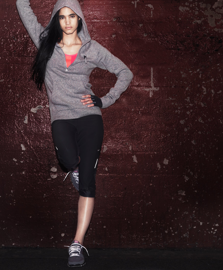 Sofia Boutella Nike For Woman Photoshoot