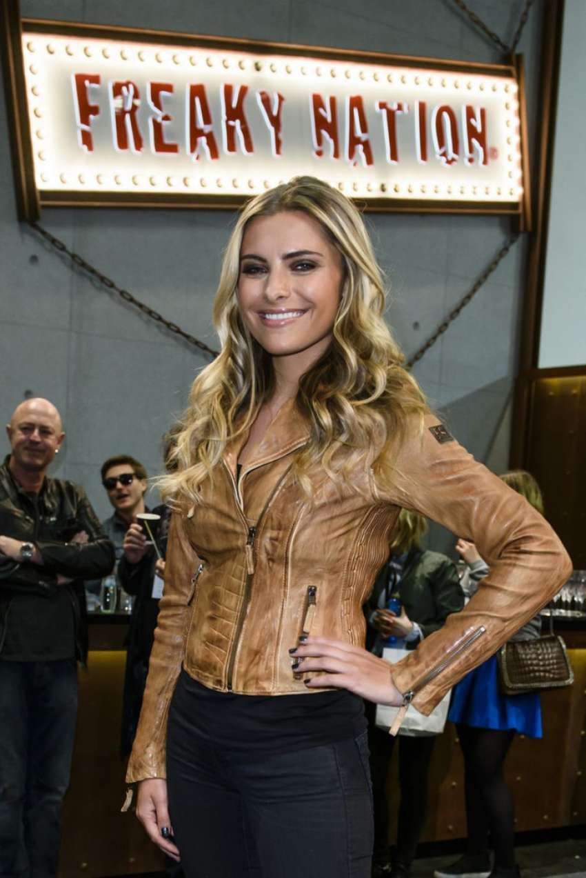Sophia Thomalla Panorama Fashion Fair in Berlin