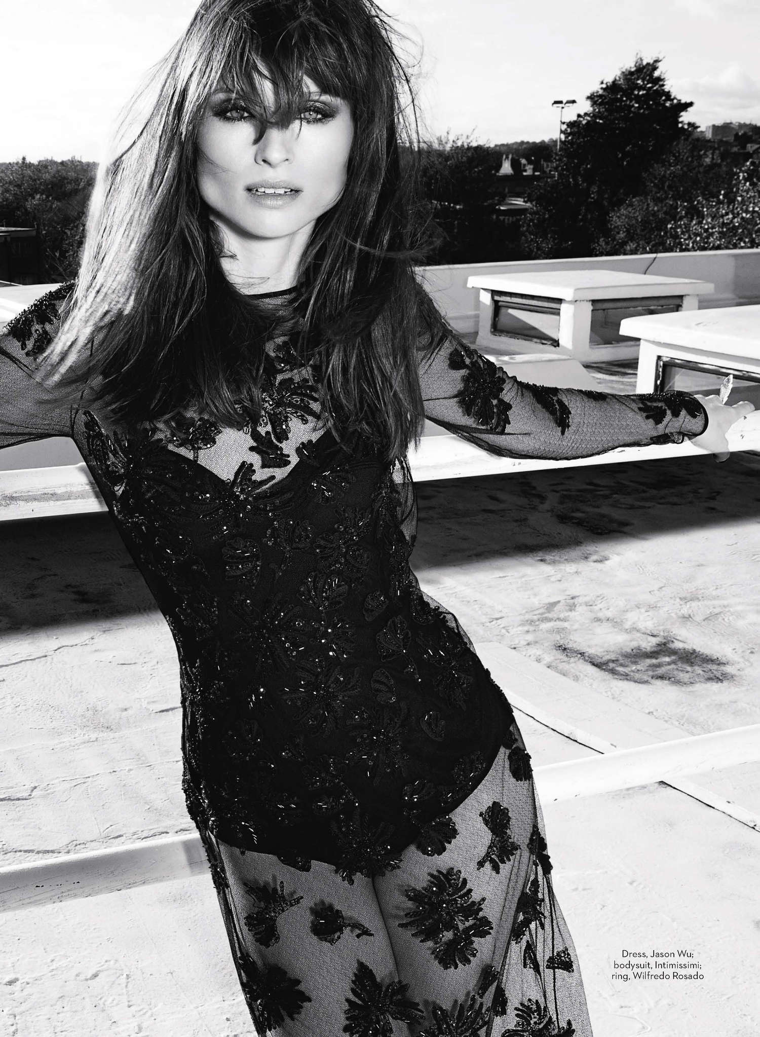 Sophie Ellis-Bextor Marie Claire UK Magazine