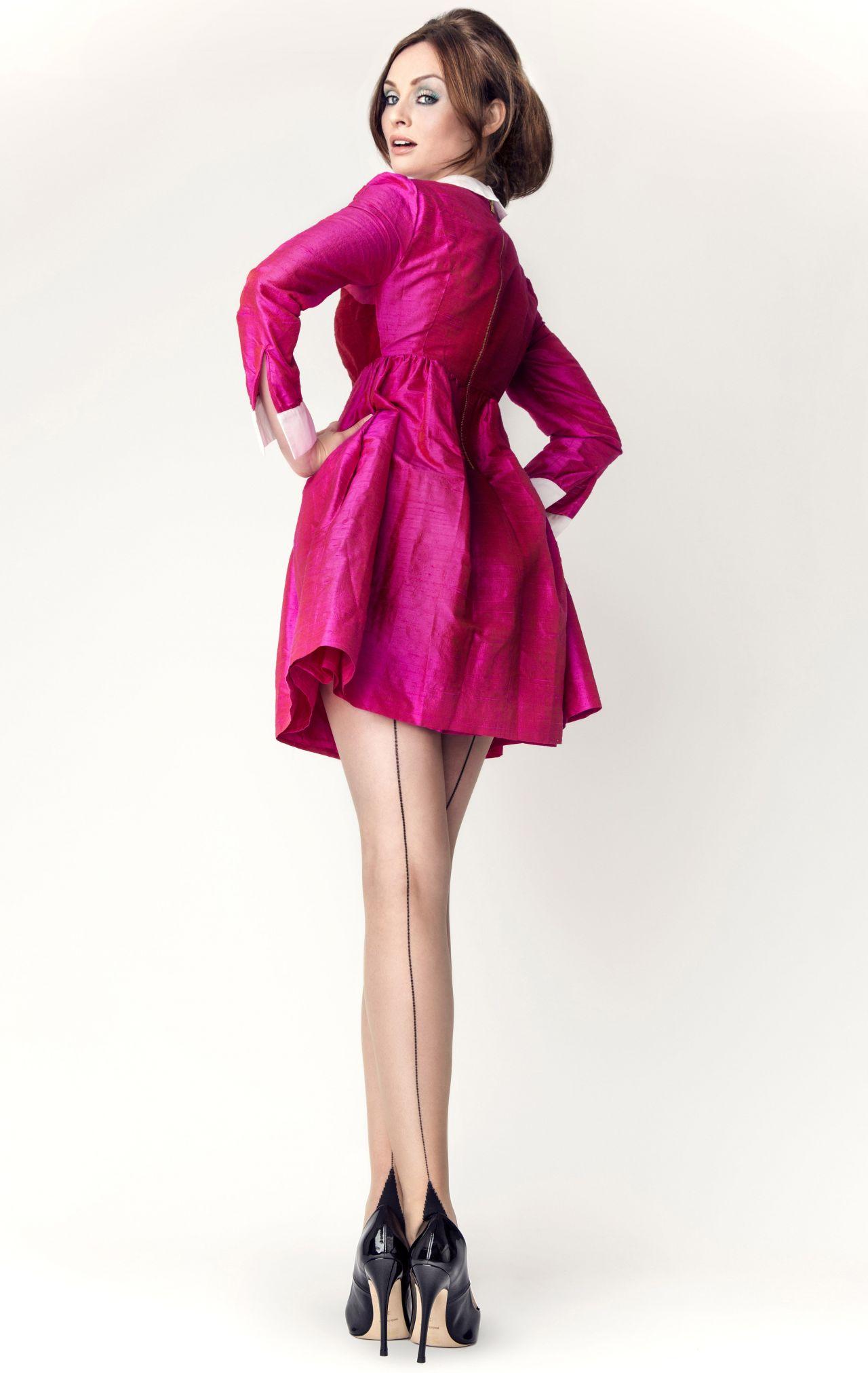 Sophie Ellis Bextor Pretty Polly Tights Promos-1