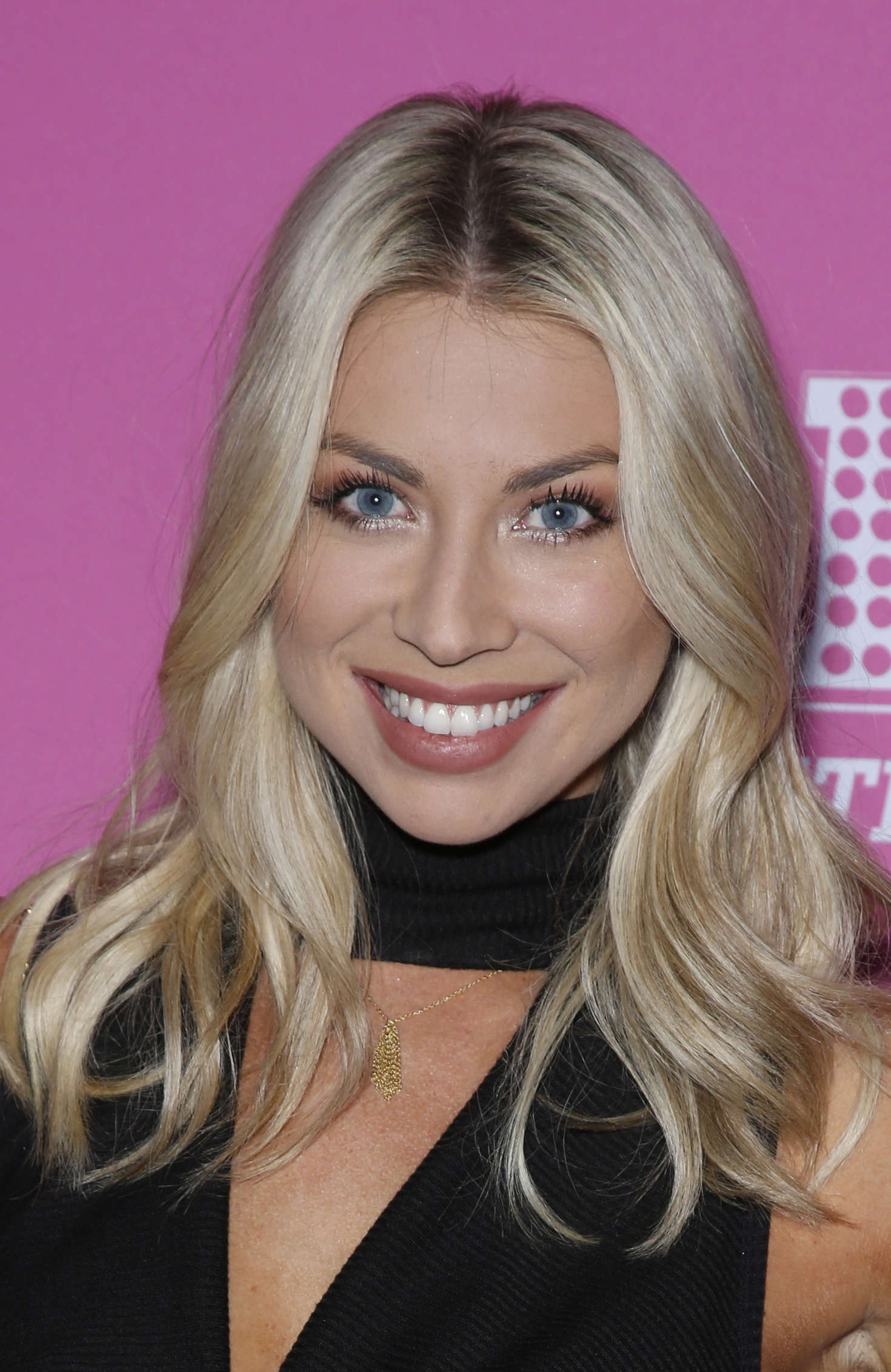 Stassi Schroeder Party to DJ Mike Shay at Ghostbar Dayclub inside Palms in Las Vegas