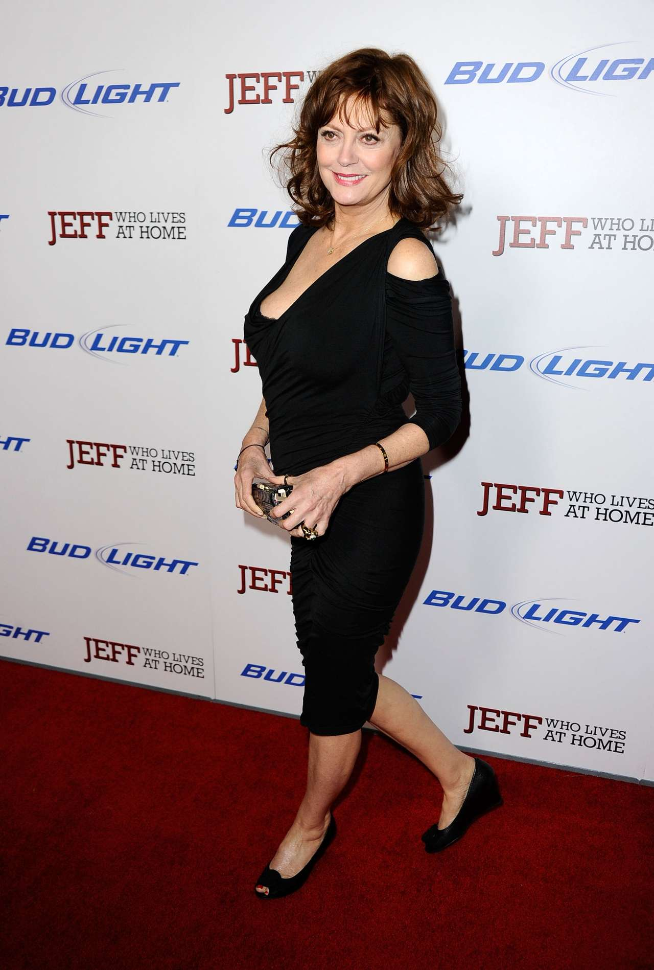 Susan Sarandon at Jeff Who Lives At Home Premiere In Los Angeles