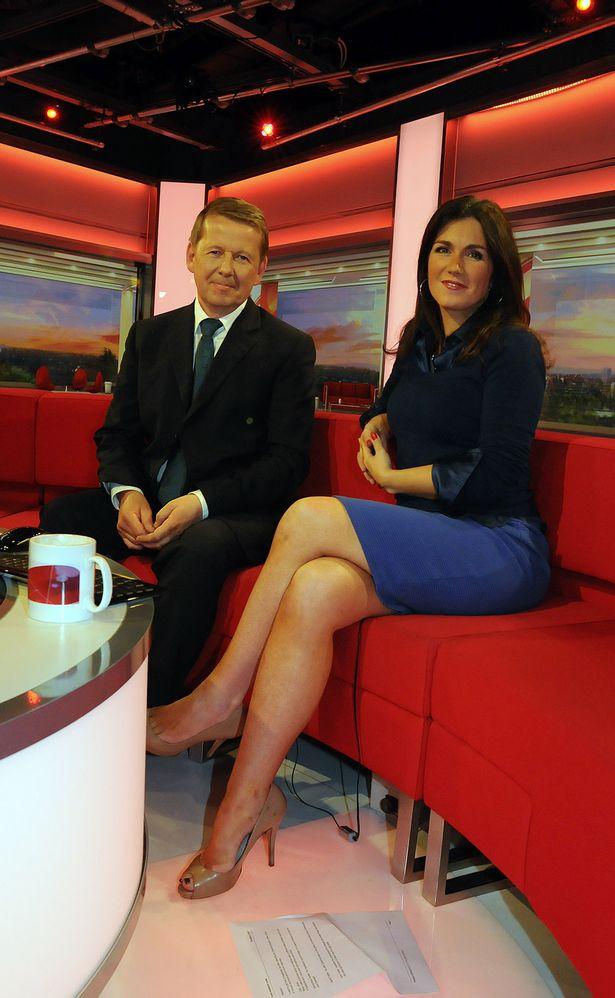 Susanna Reid BBC Breakfast promos