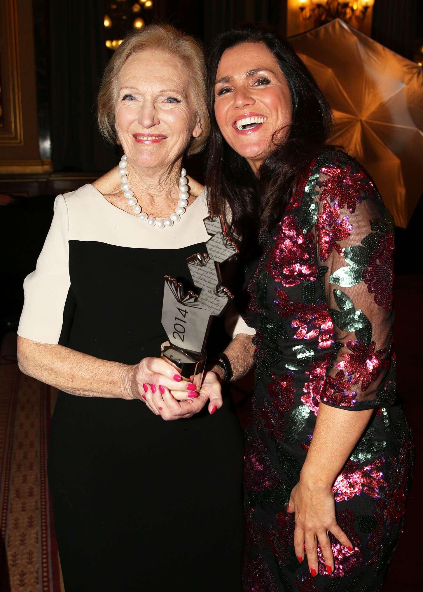 Susanna Reid Specsavers National Book Awards in London