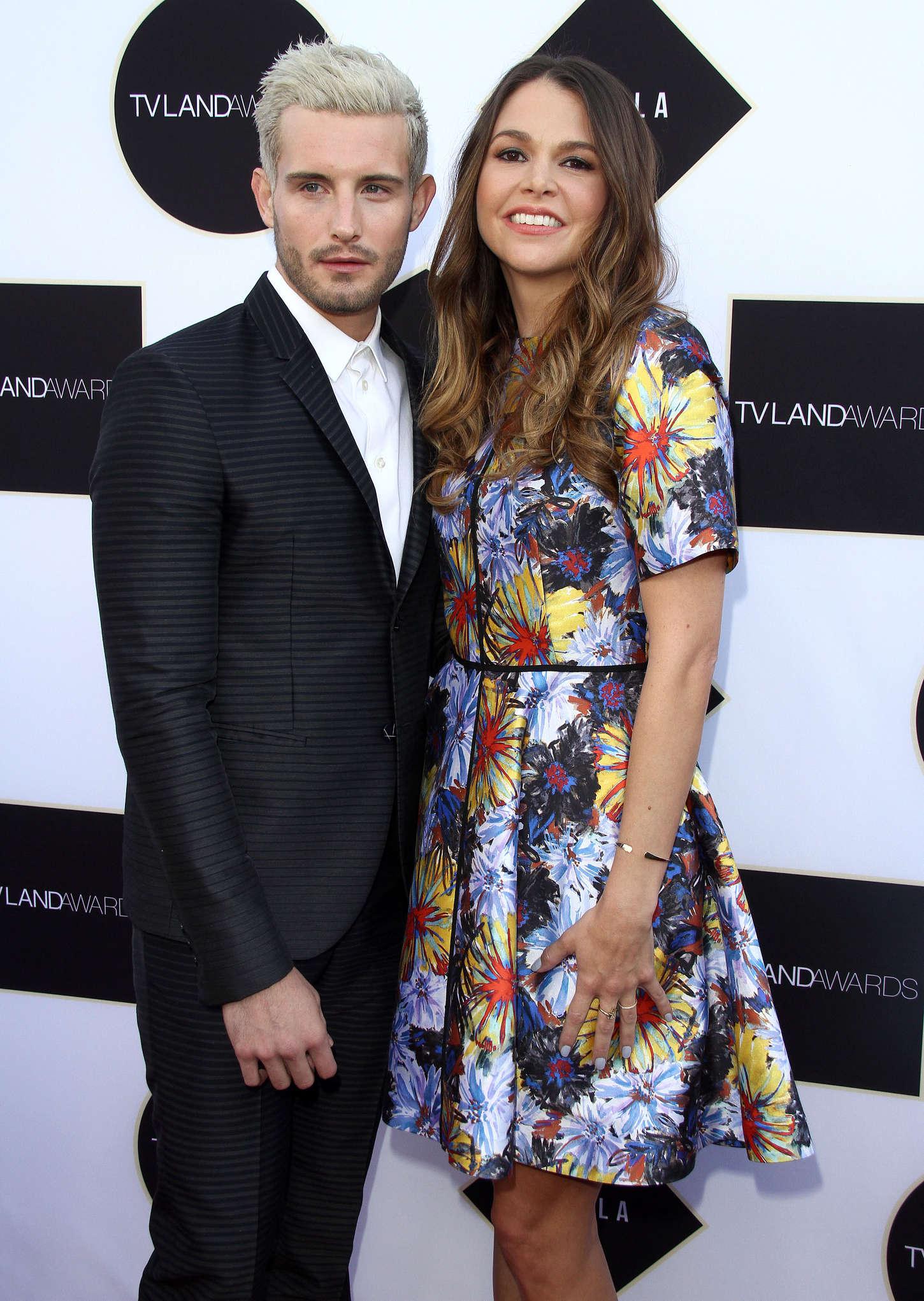 Sutton Foster TV LAND Awards in Beverly Hills