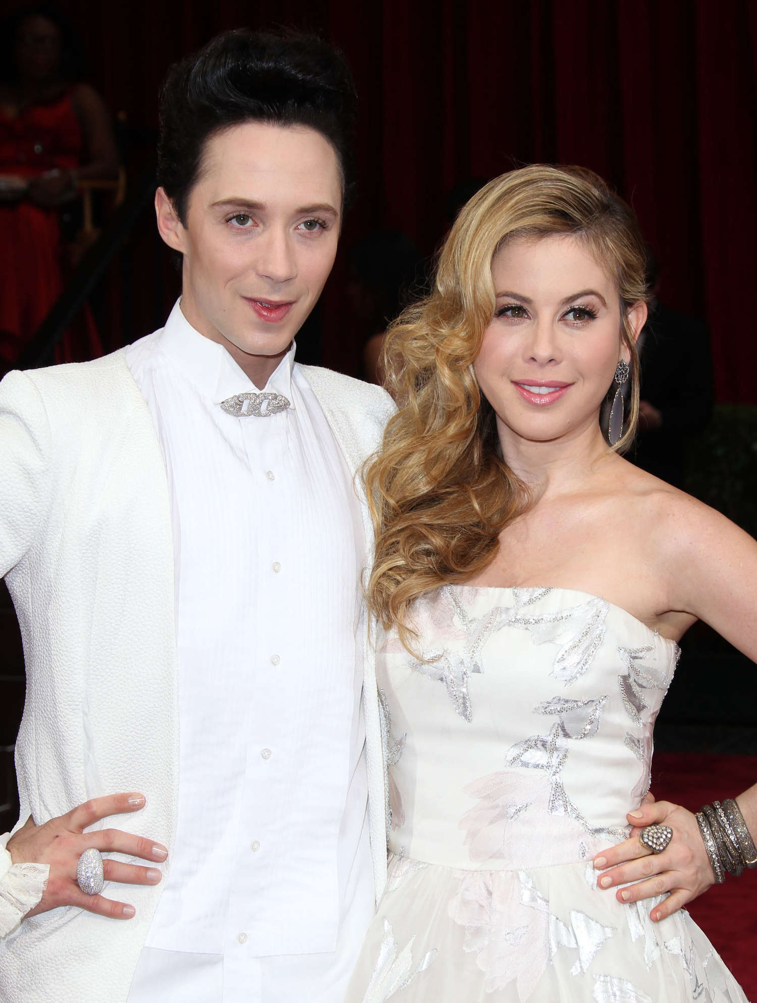 Tara Lipinski annual Academy Awards in Hollywood