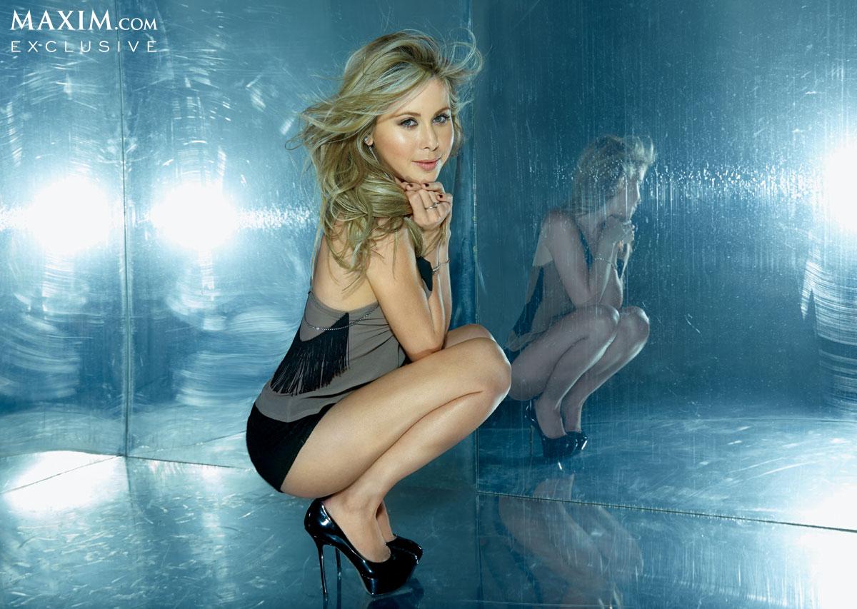 Tara Lipinski Maxim Magazine