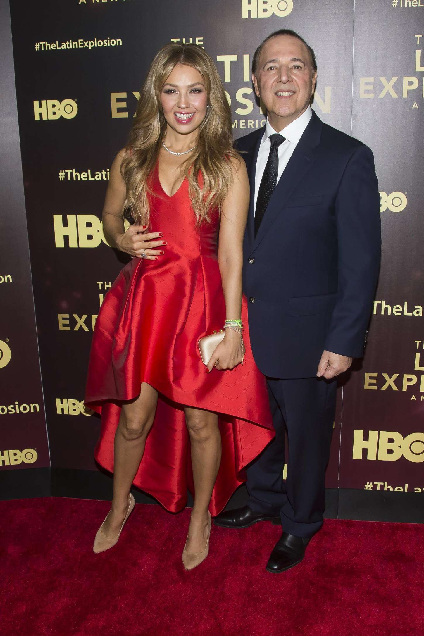 Thalia The Latin Explosion A New America Premiere in New York