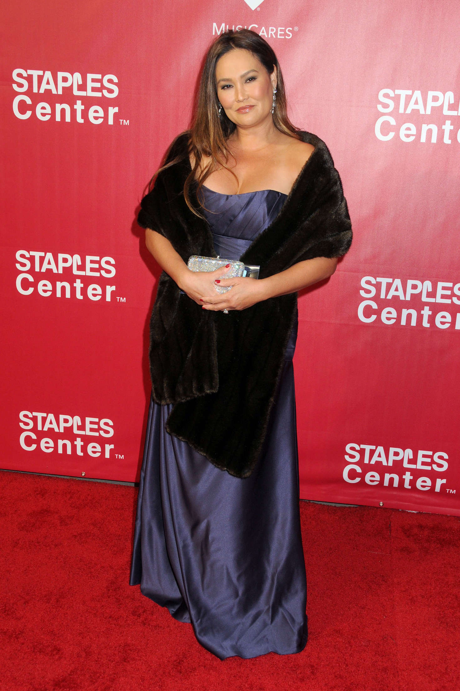 Tia Carrere MusiCares Person Of The Year in Los Angeles
