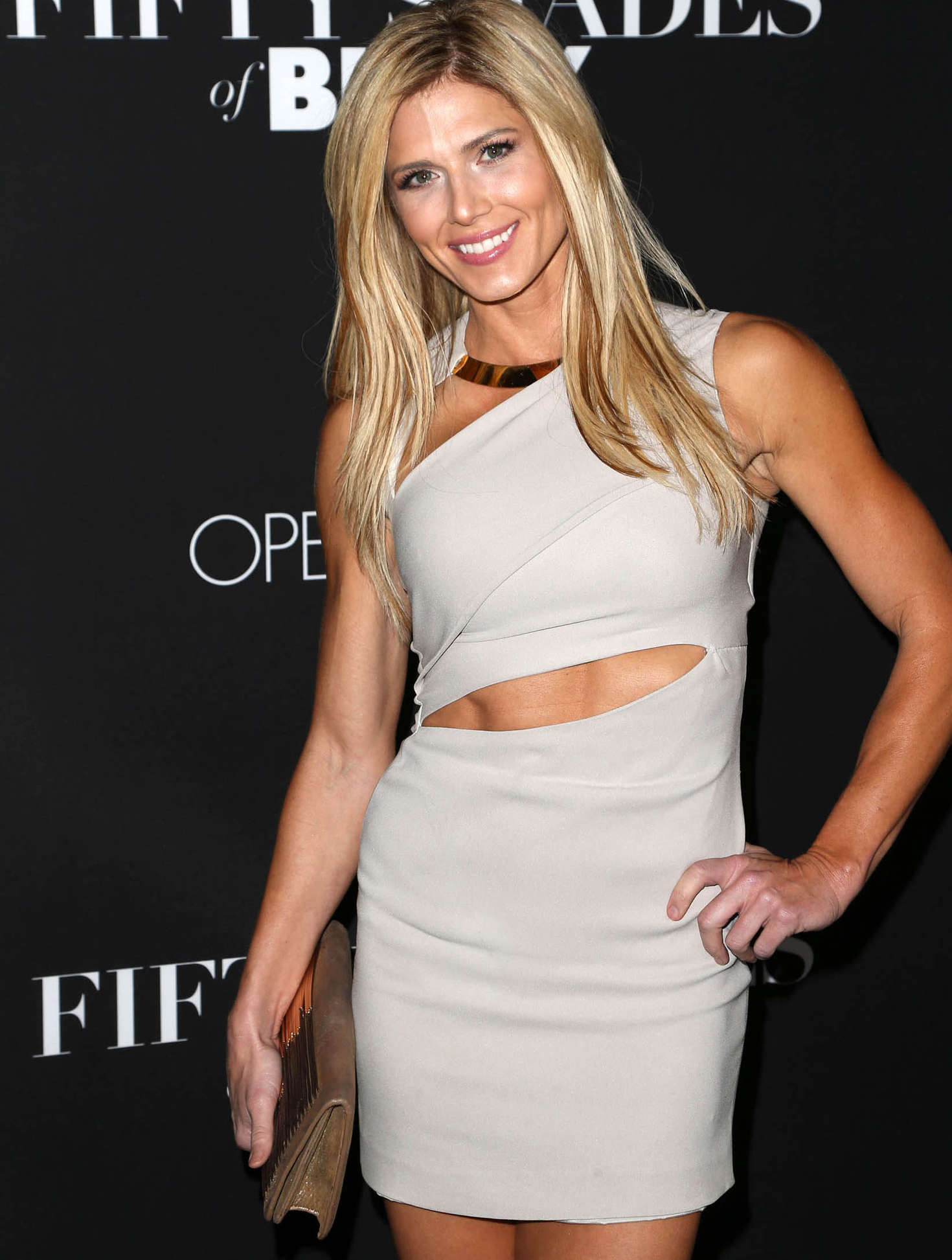 Torrie Wilson Fifty Shades of Black Premiere in Los Angeles