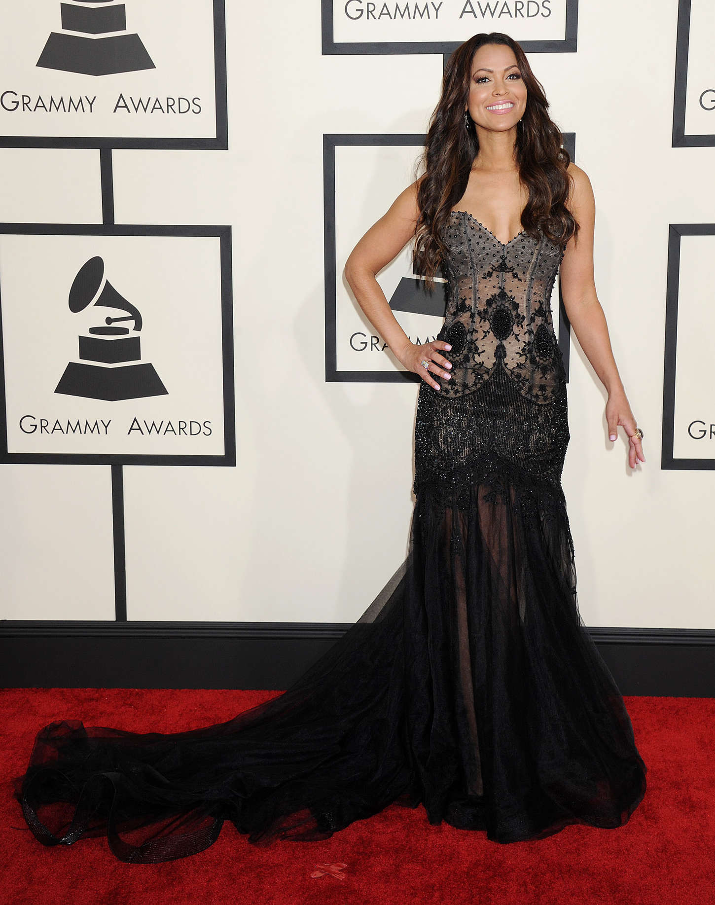 Tracey Edmonds Annual GRAMMY Awards in Los Angeles
