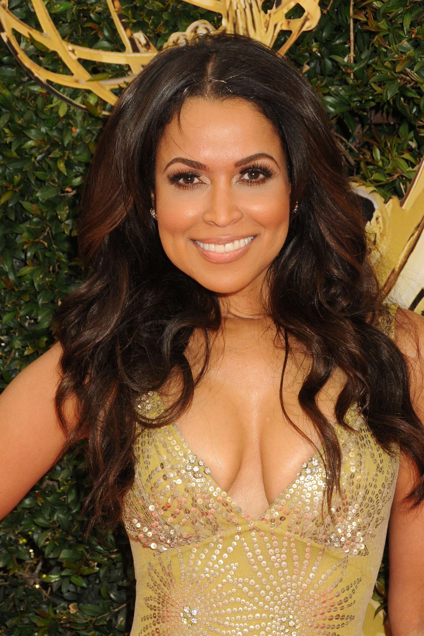 Tracey Edmonds Daytime Emmy Awards in Los Angeles