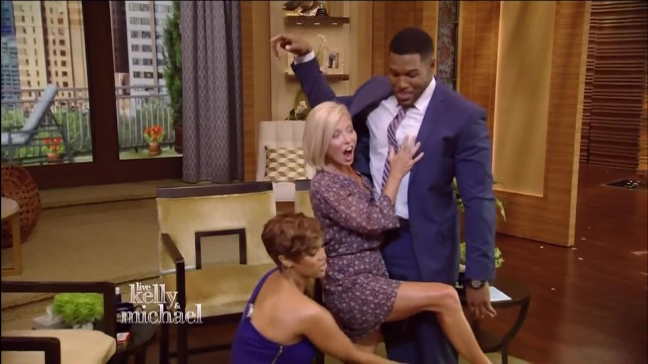 Tyra Banks LIVE! with Kelly and Michael