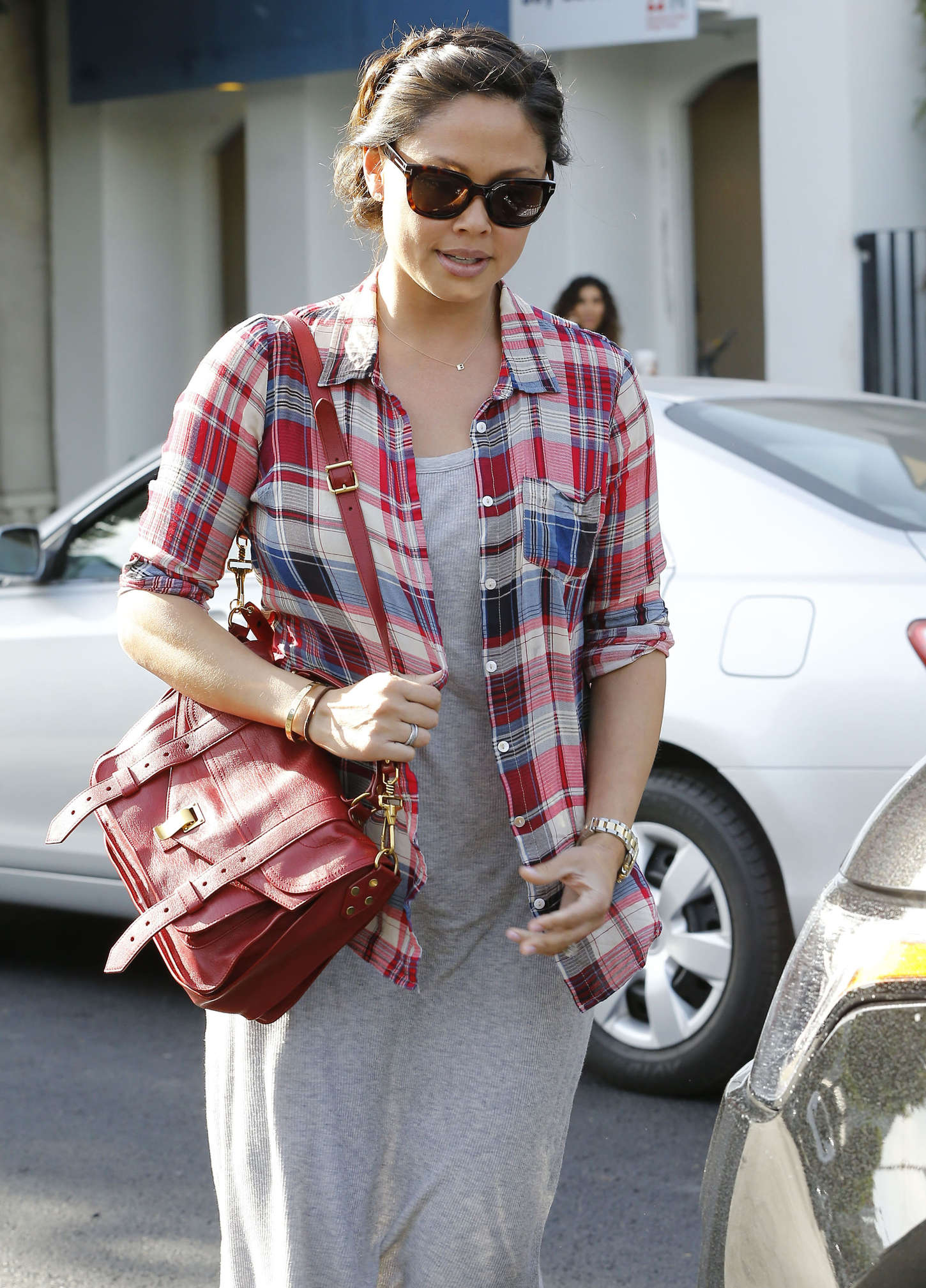 Vanessa Lachey at the Nine Zero One Salon in West Hollywood