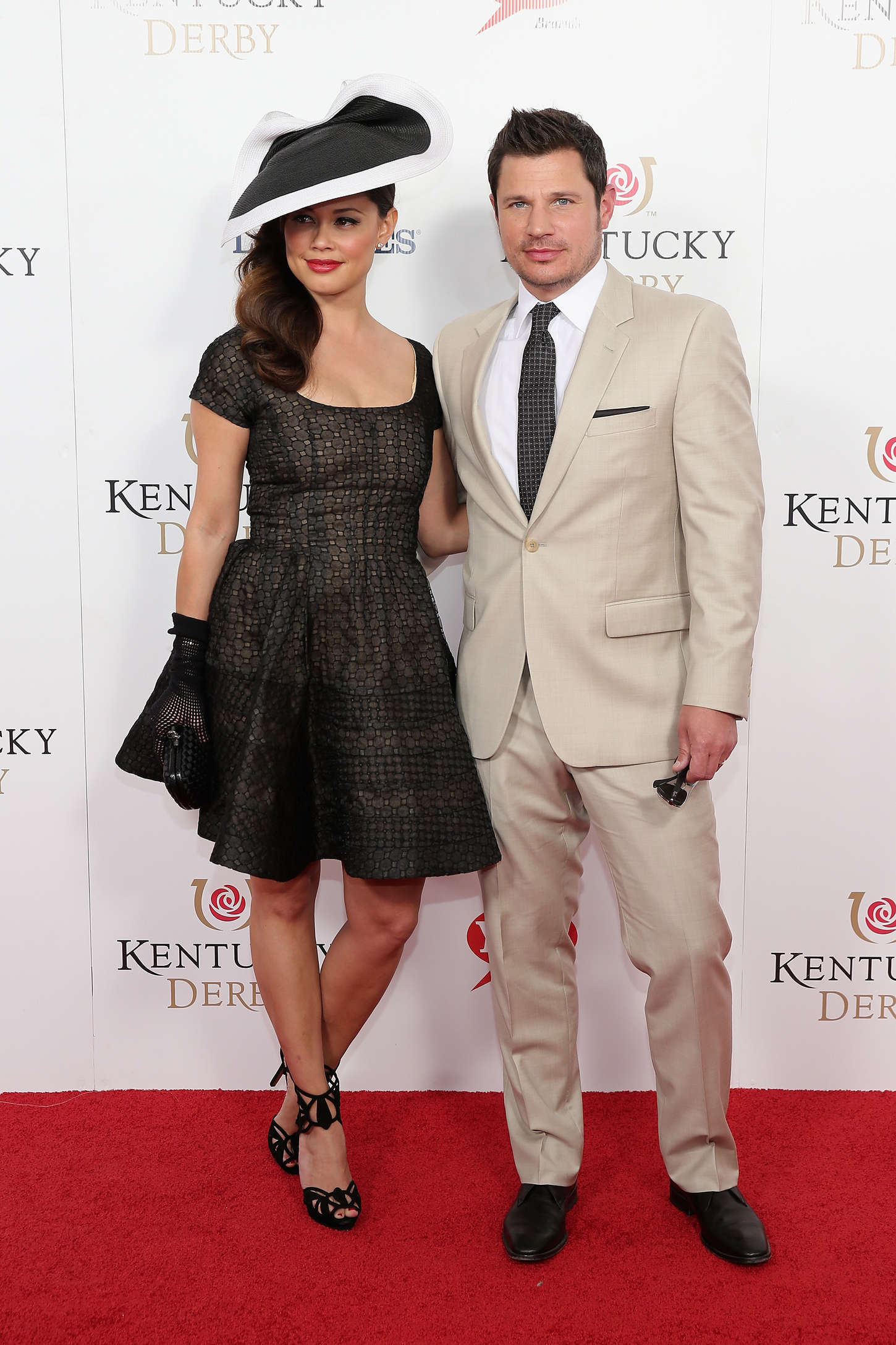 Vanessa Lachey Kentucky Derby in Louisville