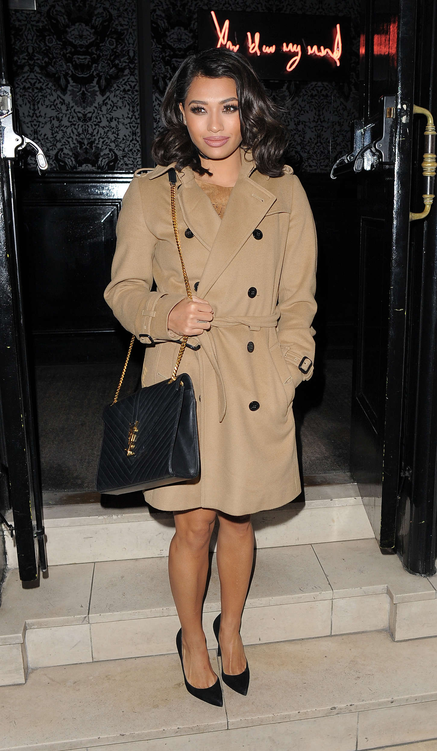 Vanessa White Millie Mackintosh SS15 Collection Dinner in London