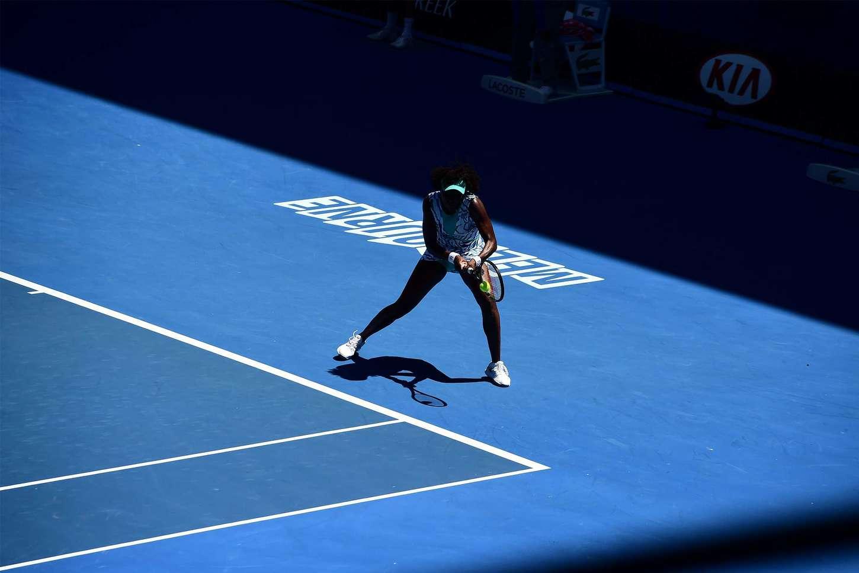 Venus Williams Australian Open round