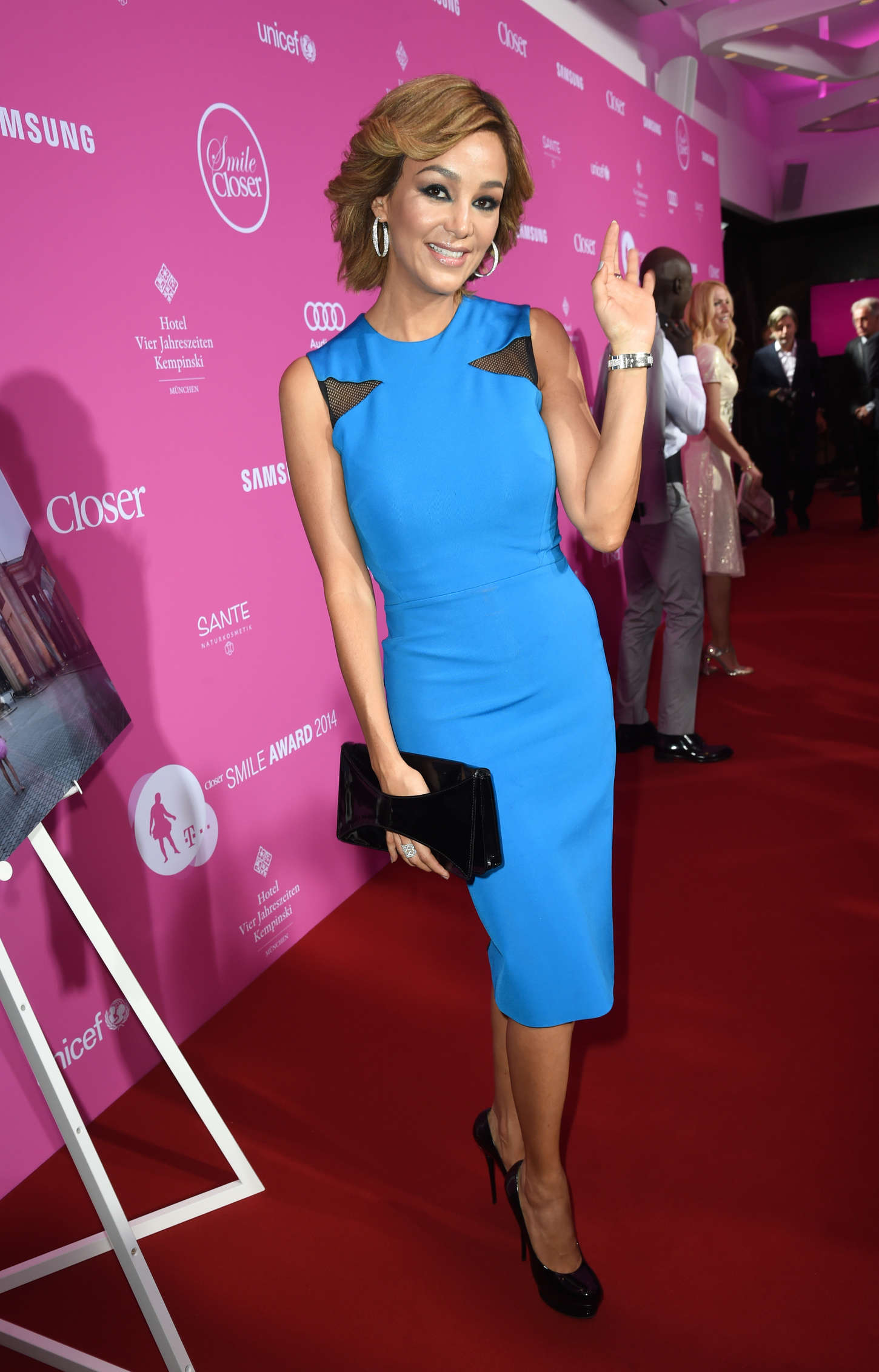 Verona Pooth Closer Magazin Smile Award in Munchen