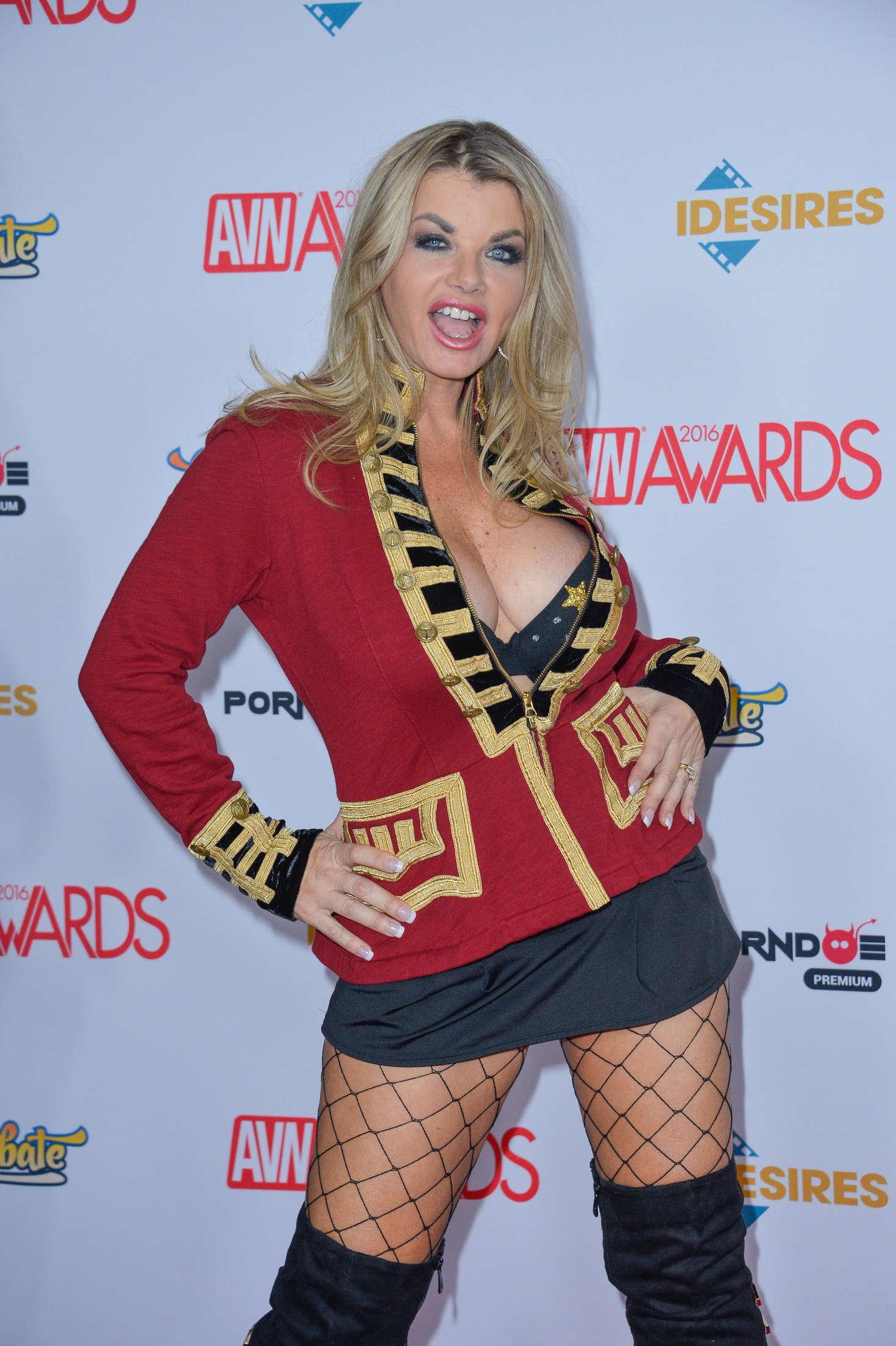 Vicky Vette XBIZ Awards in Los Angeles - Celebrity Wiki