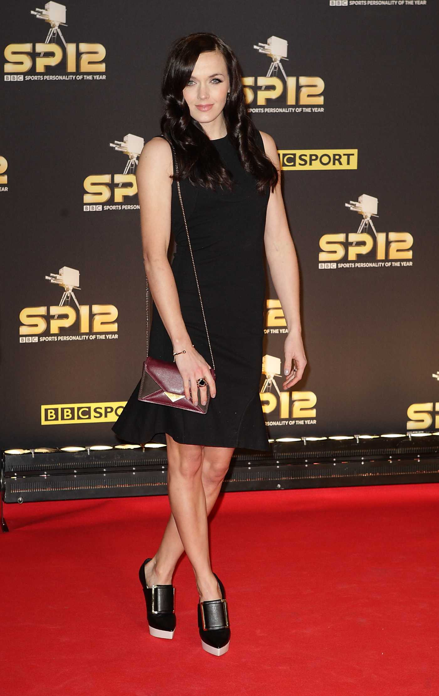 Victoria Pendleton BBC Sports Personality of the Year Award Ceremony