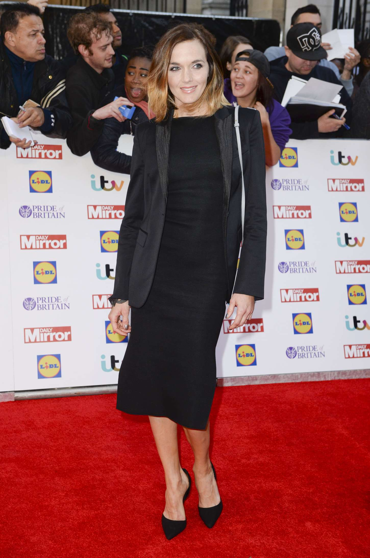 Victoria Pendleton Pride of Britain Awards in London