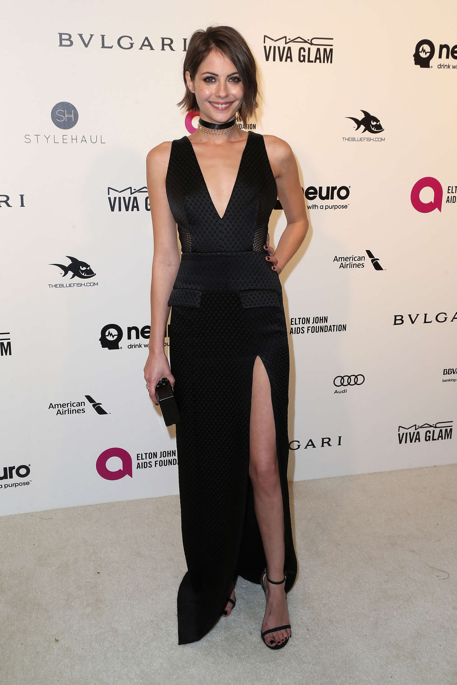 Willa Holland Elton John AIDS Foundations Oscar Viewing Party in West Hollywood