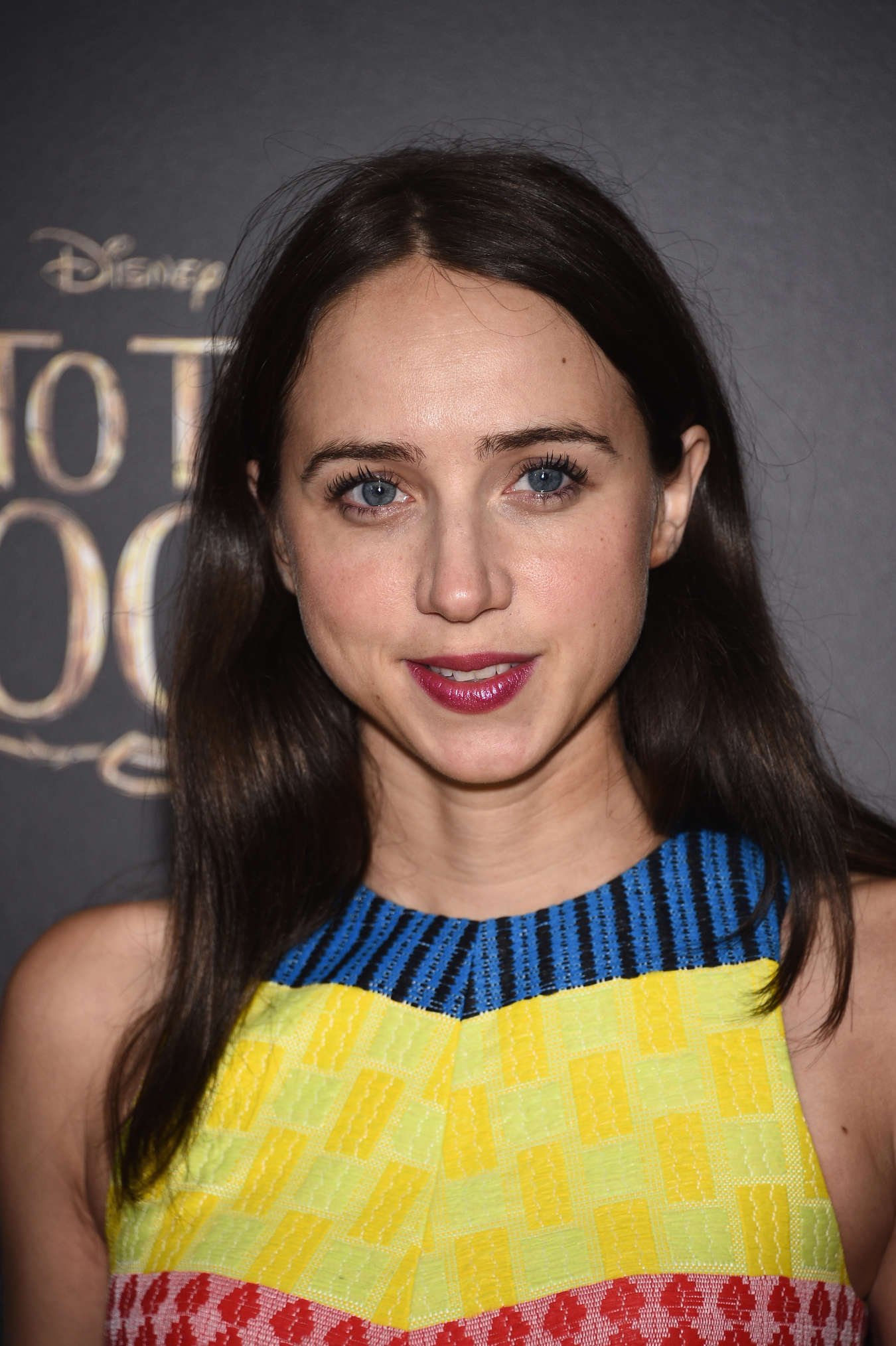 Zoe Kazan Into The Woods Premiere in New York