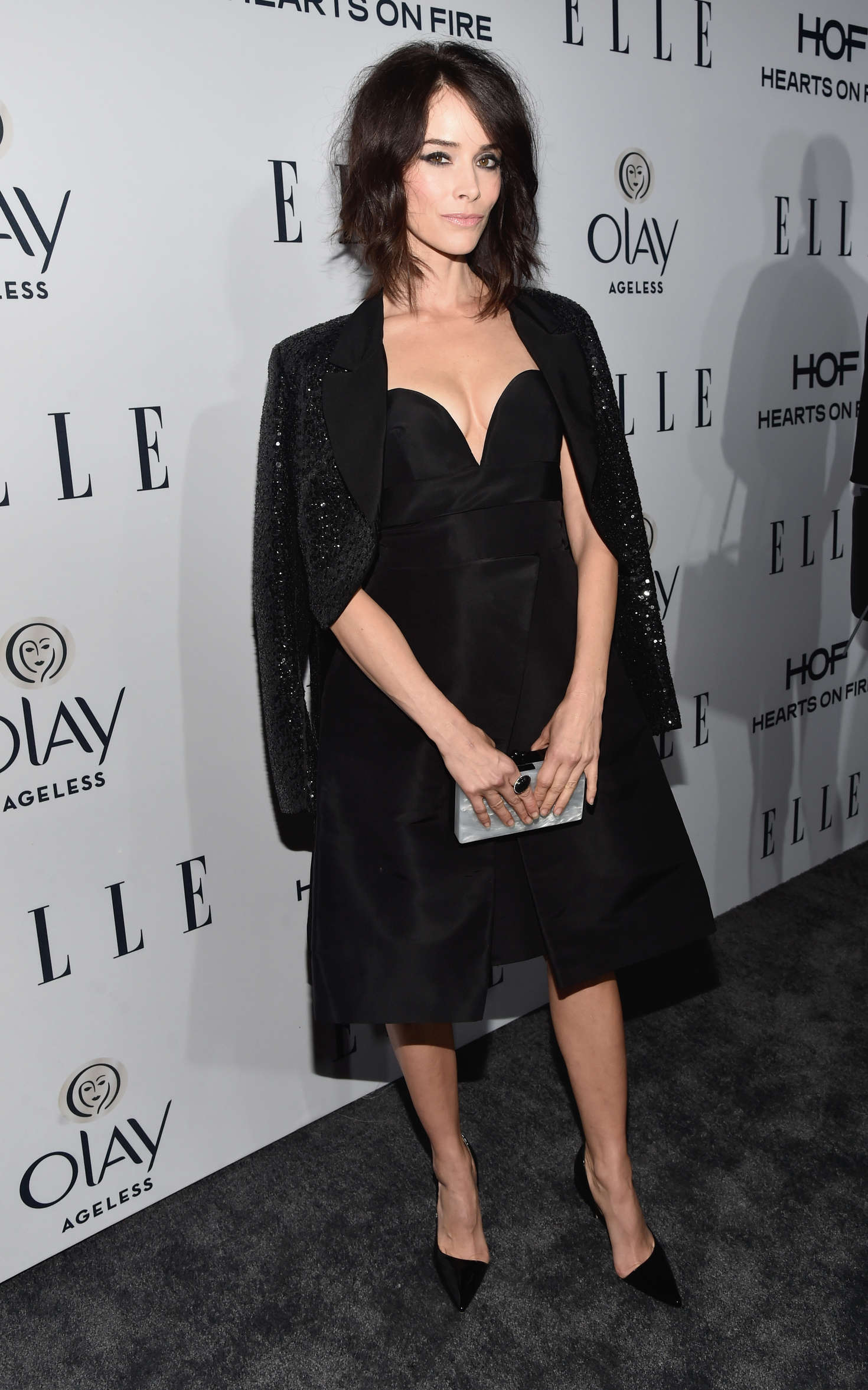 Abigail Spencer ELLEs Annual Women in Television Celebration in Los Angeles