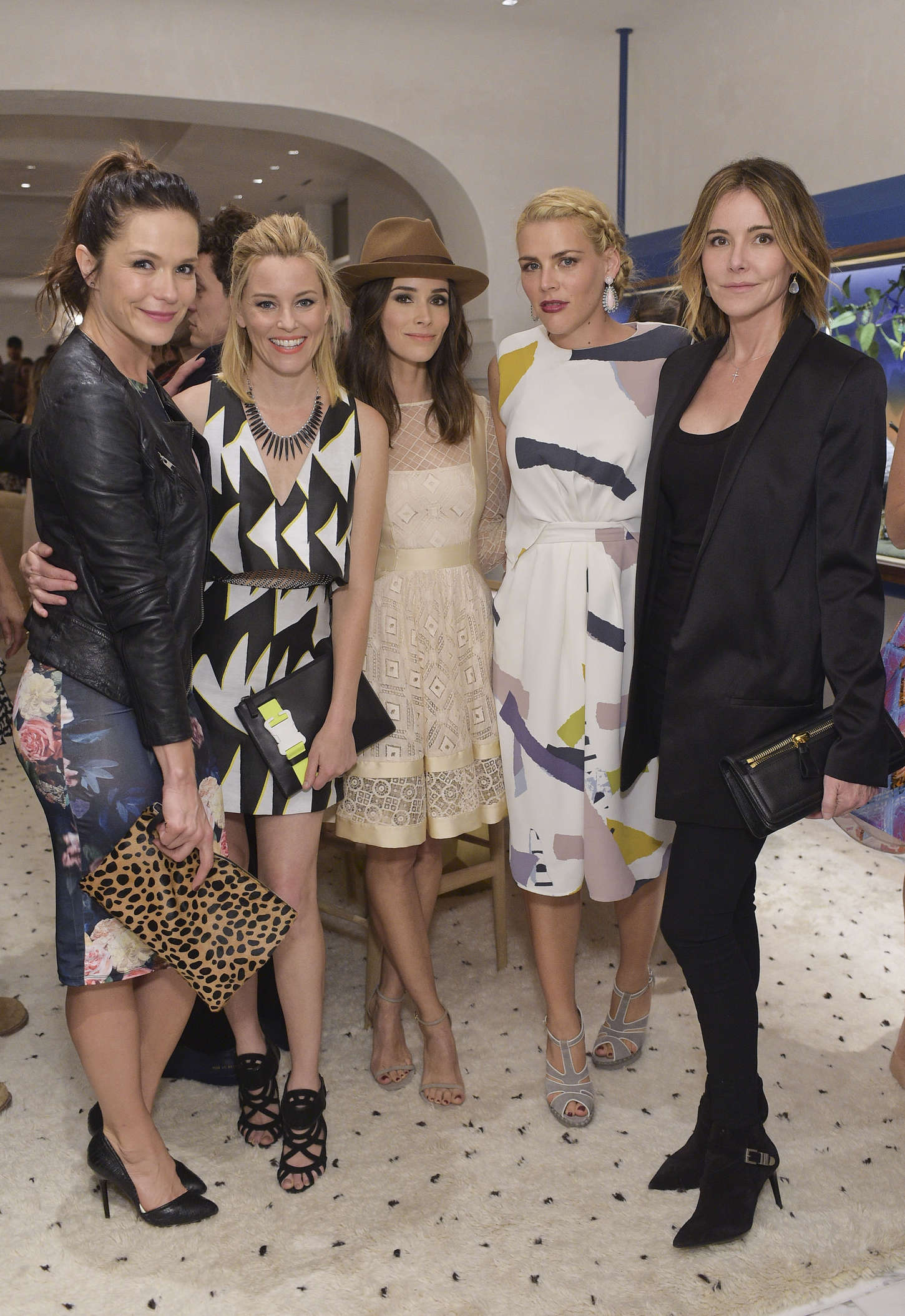 Abigail Spencer Irene Neuwirth Flagship Grand Opening in West Hollywood