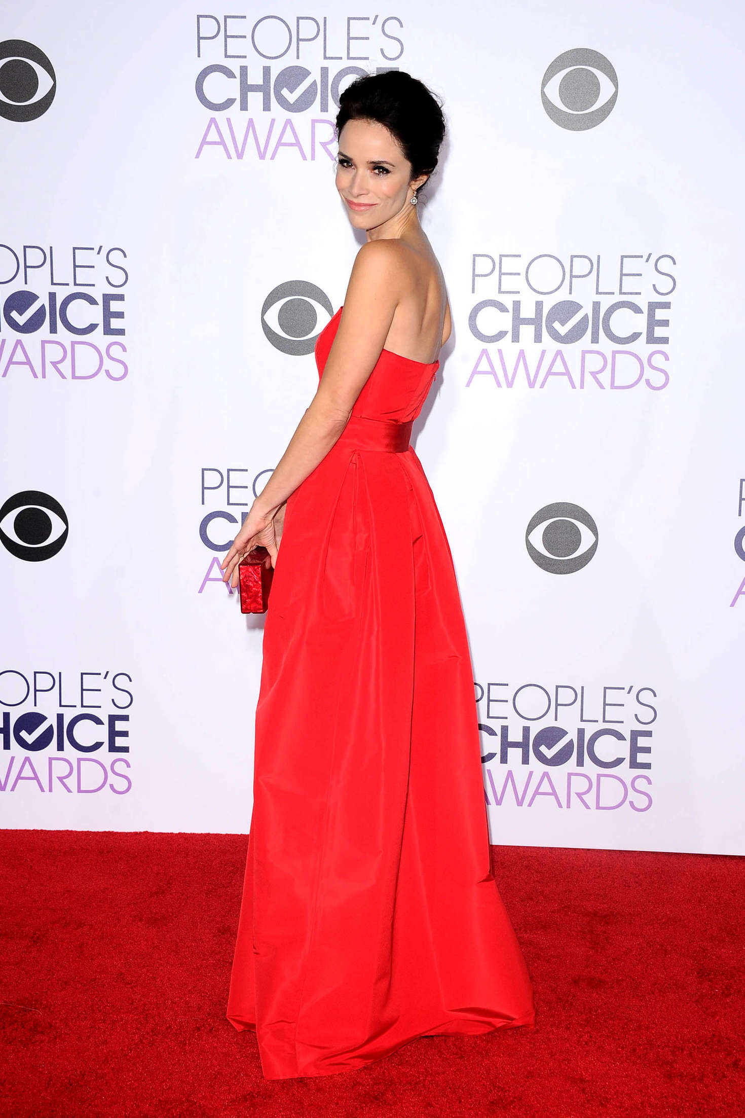 Abigail Spencer Peoples Choice Awards in Los Angeles
