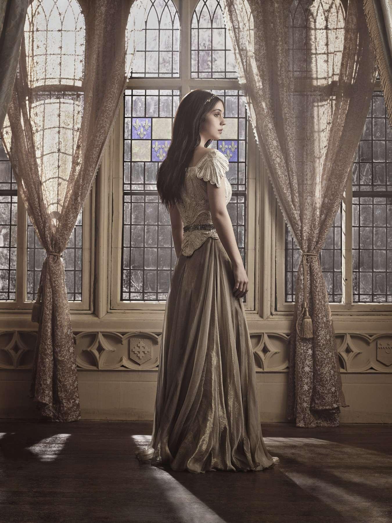 Adelaide Kane Reign Promoshoot