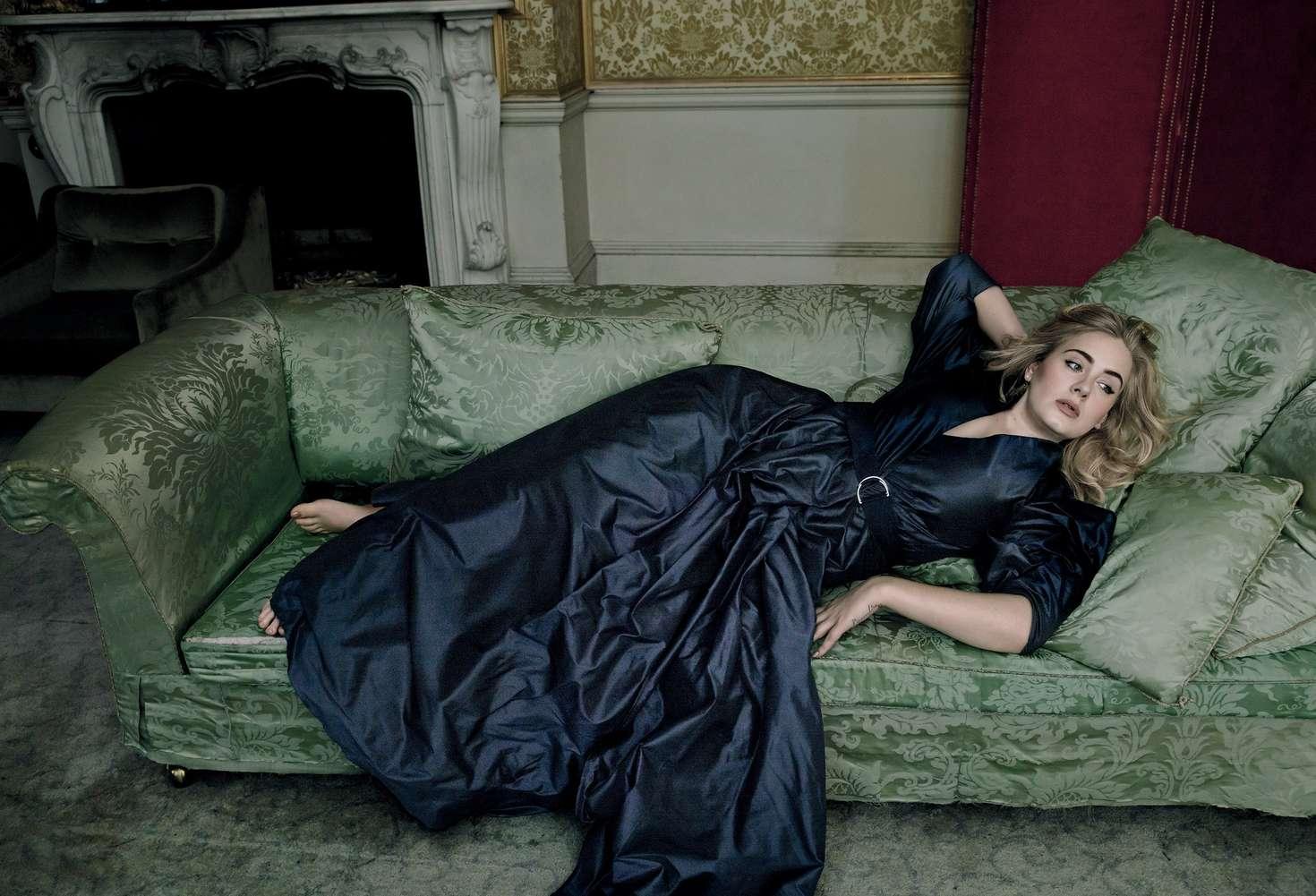 Adele Vogue Magazine
