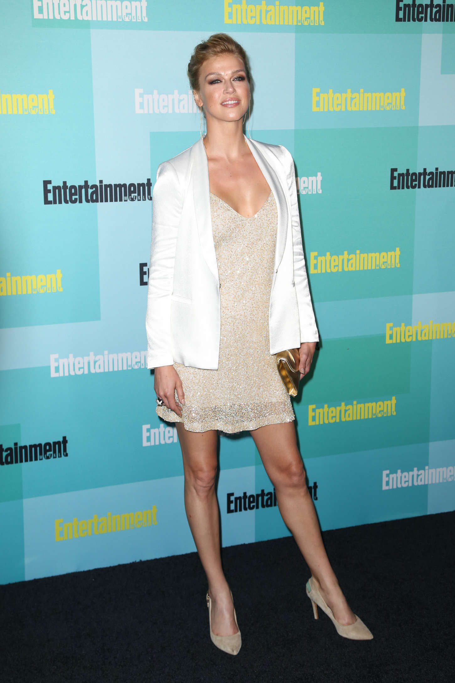 Adrianne Palicki Entertainment Weekly Party at Comic-Con in San Diego