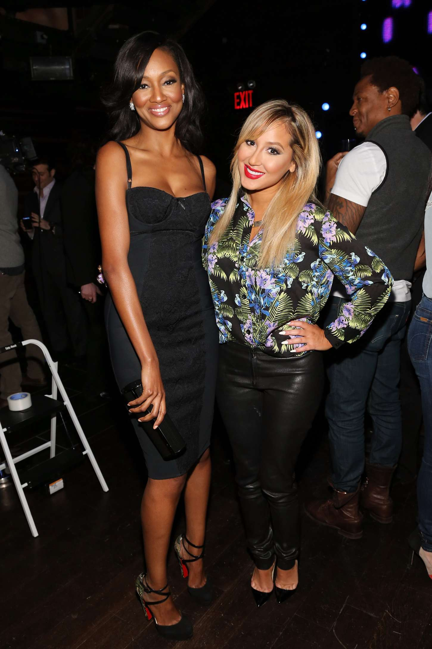 Adrienne Bailon HSN Celebrates Digital Redesign in New York