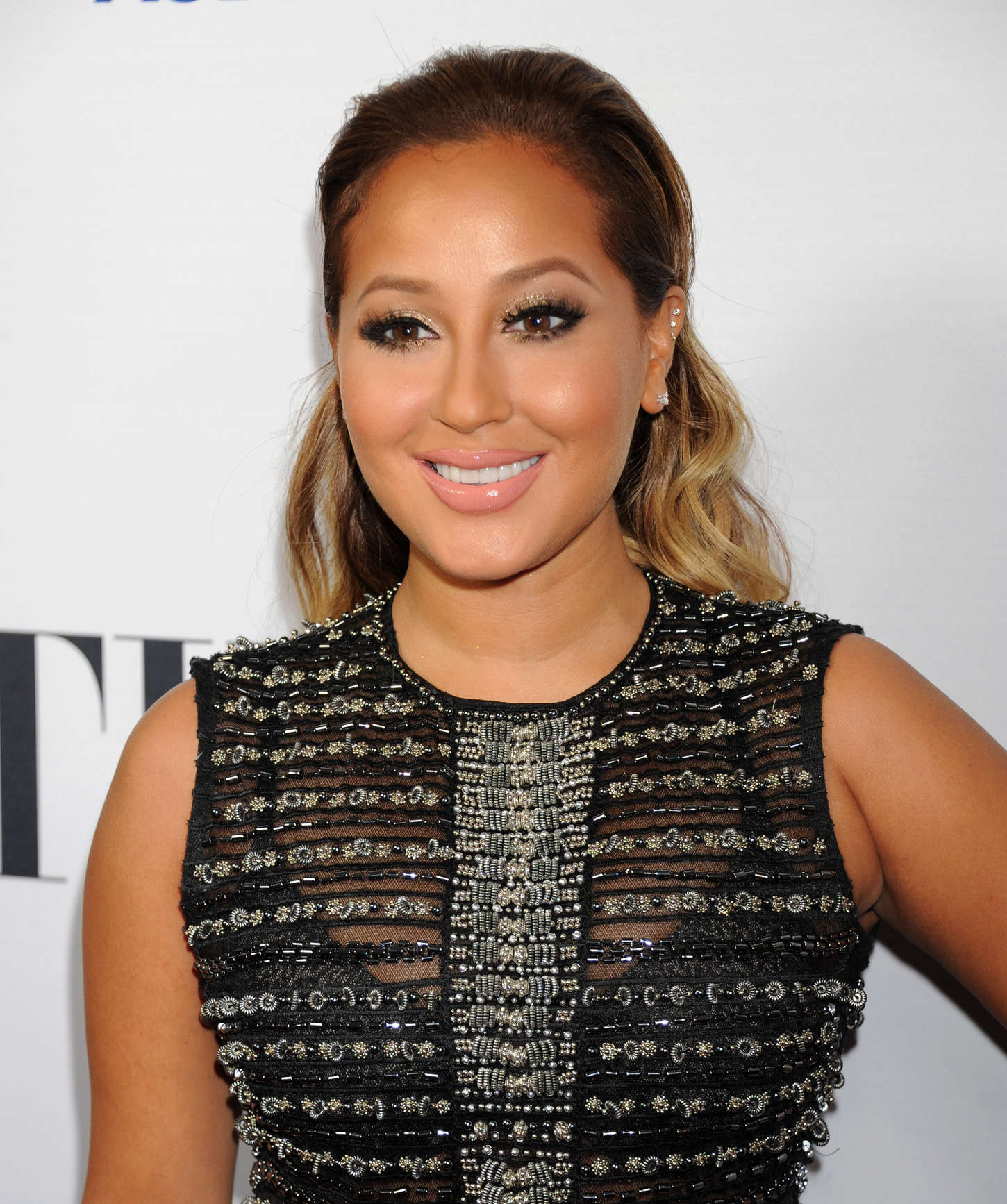 Adrienne Bailon Latina Media Ventures Hosts Latina Hot List Party in West Hollywood