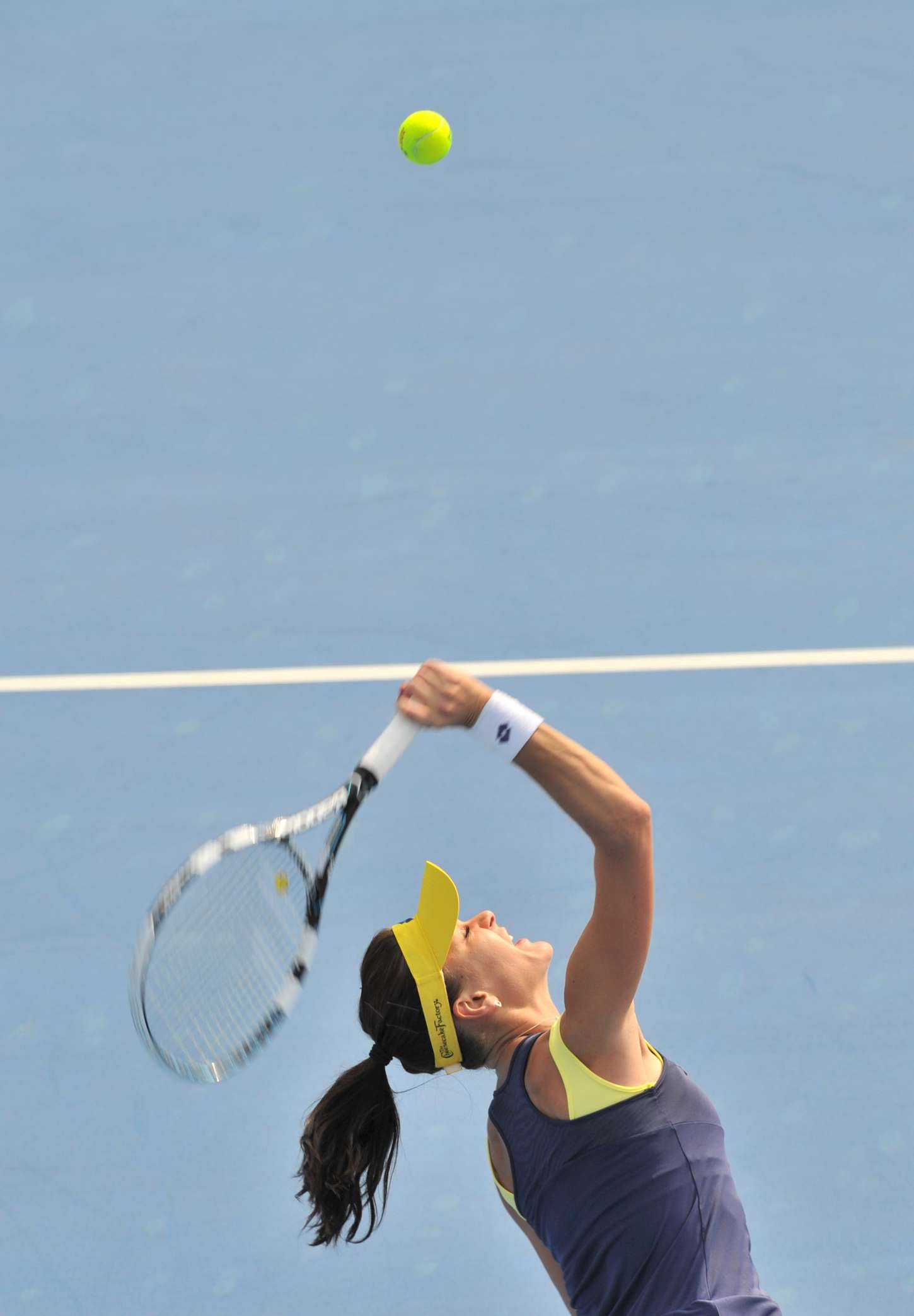 Agnieszka Radwanska China Open in Beijing