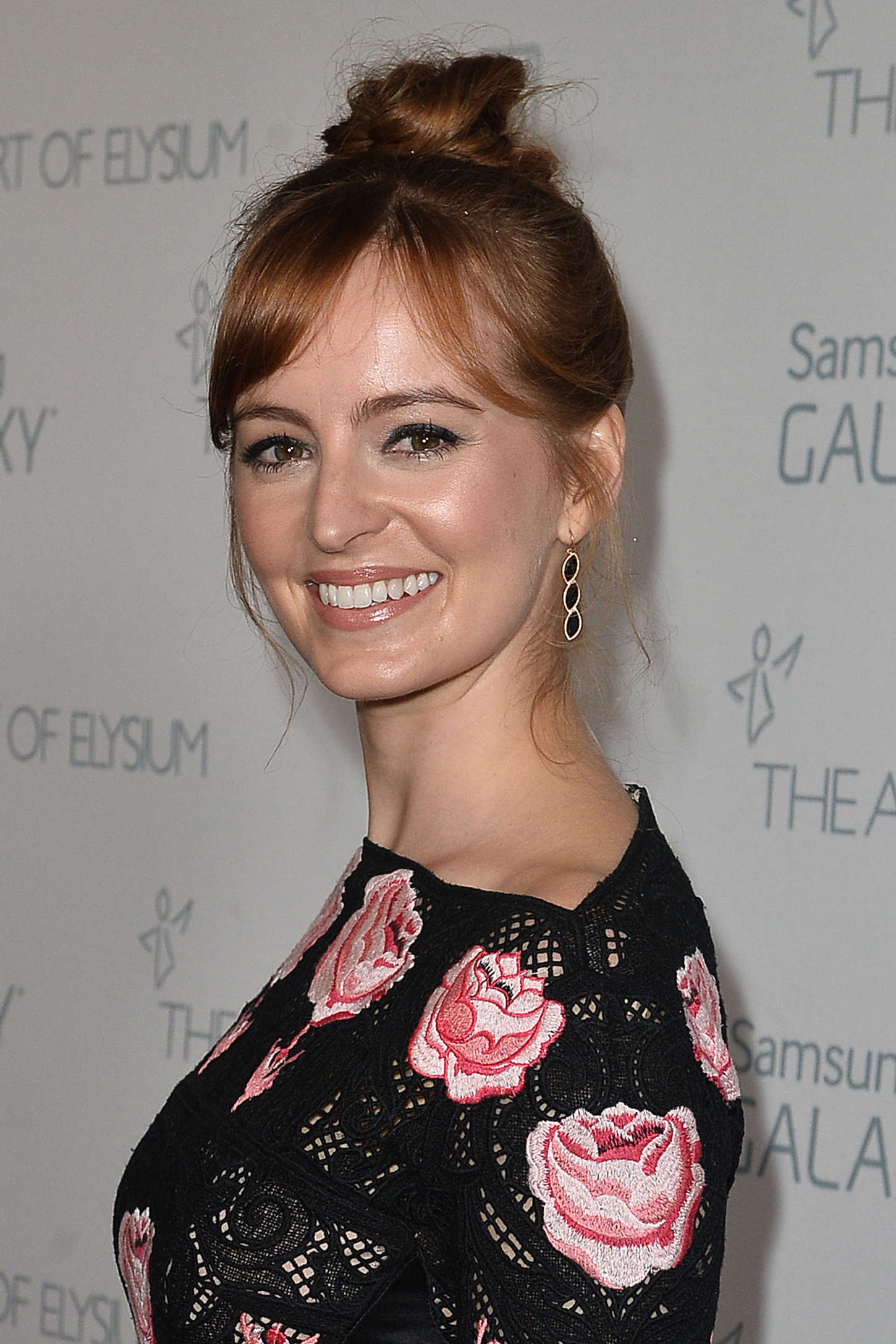 Ahna OReilly Art Of Elysium Annual Heaven Gala in Los Angeles