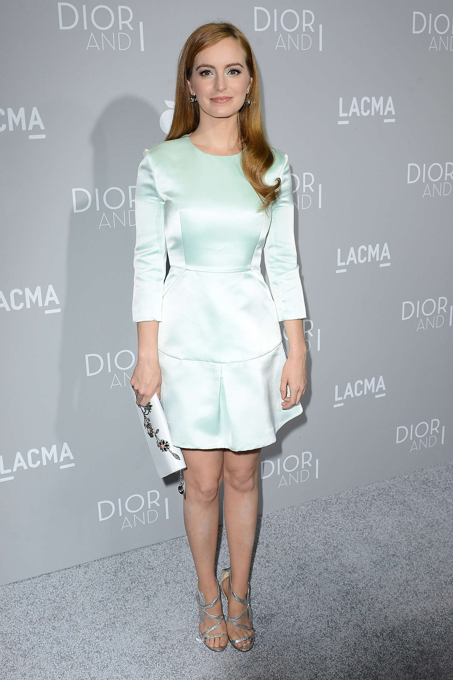 Ahna OReilly Orchard Premiere of Dior and I in Los Angeles