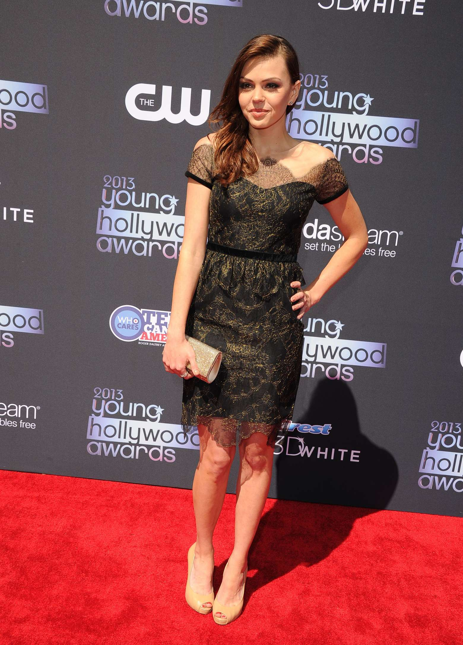 Aimee Teegarden Young Hollywood Awards Monica