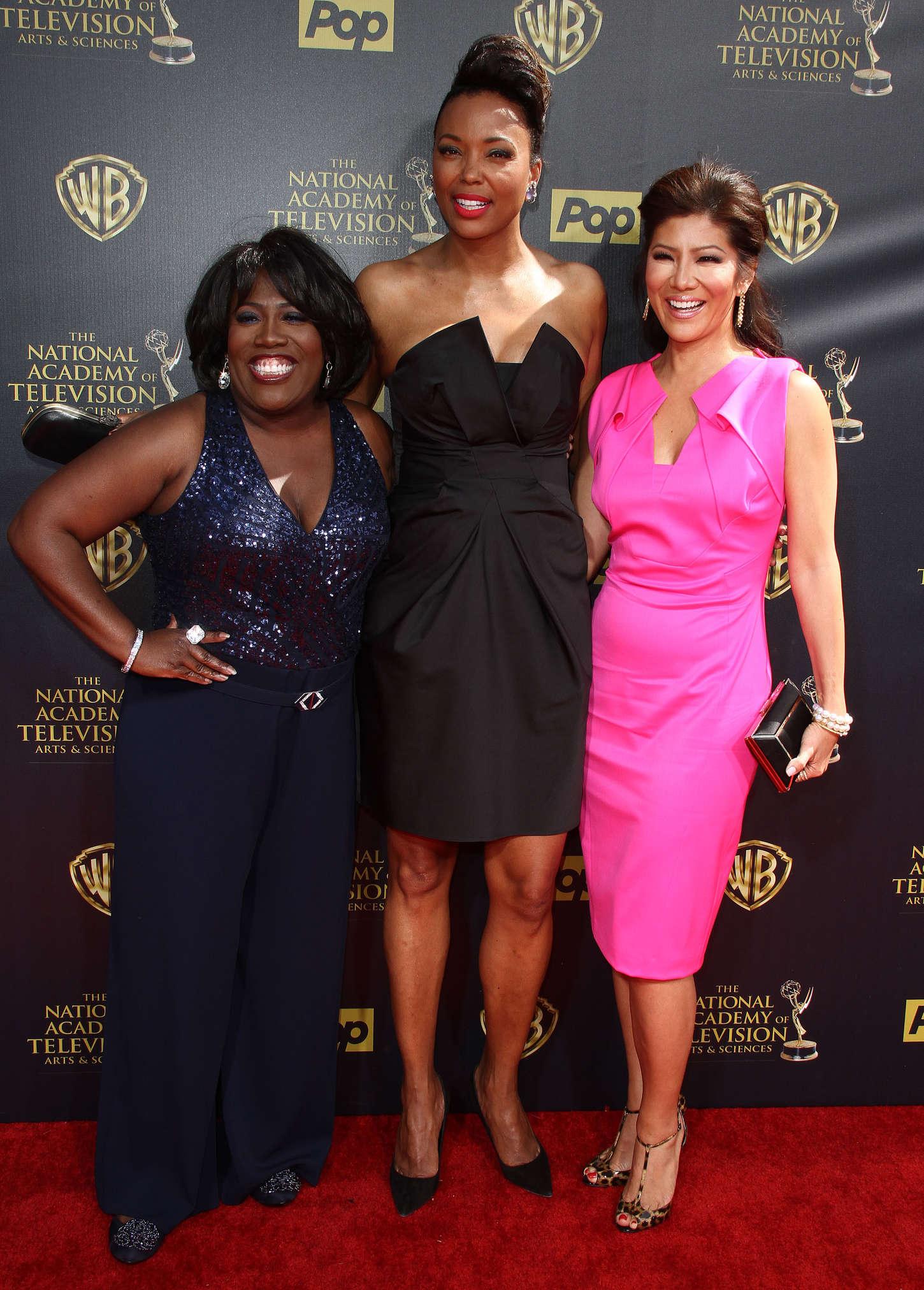 Aisha Tyler Annual Daytime Emmy Awards in Burbank