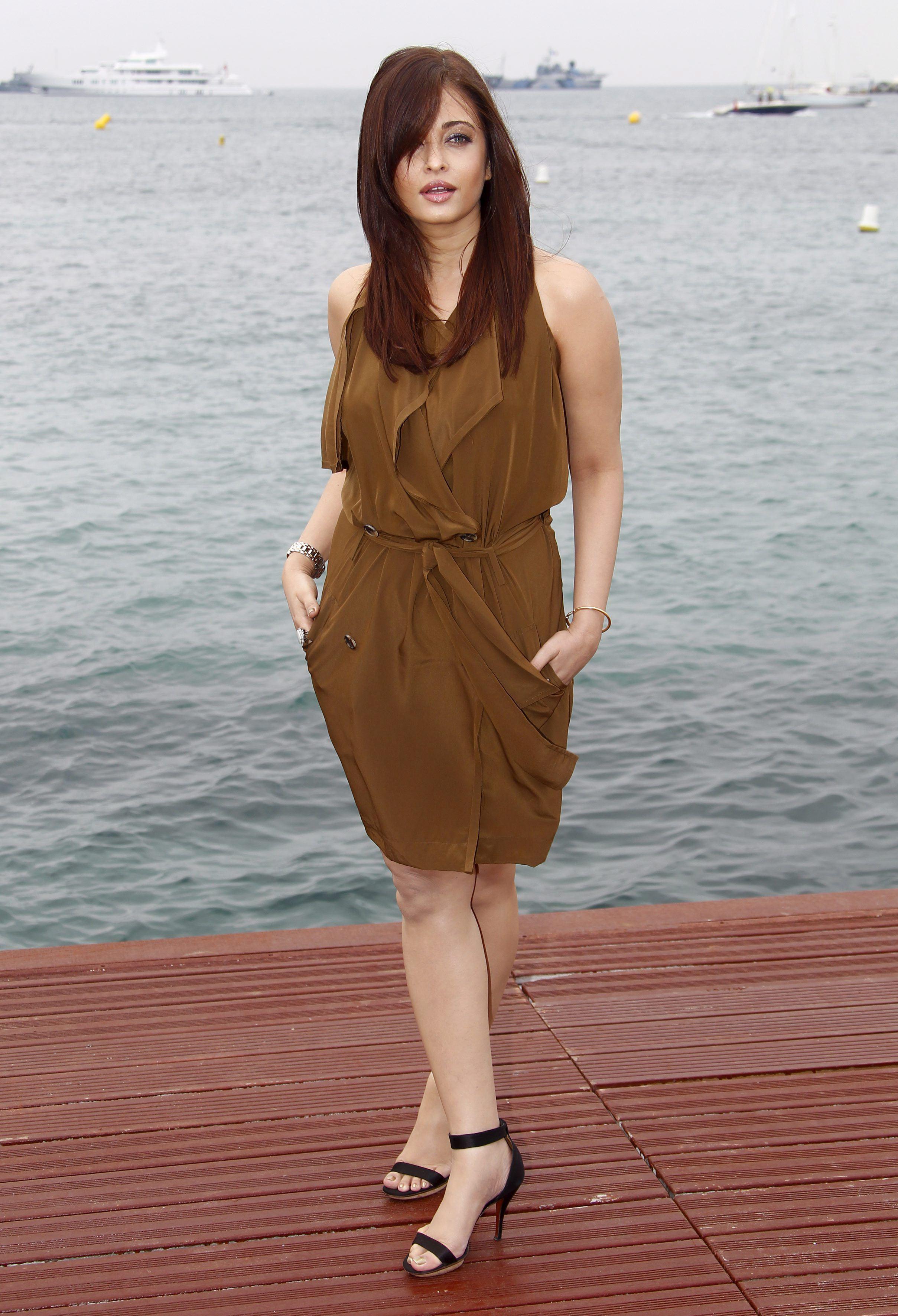 Aishwarya Rai at Heroine Photocall at Cannes Film Festival